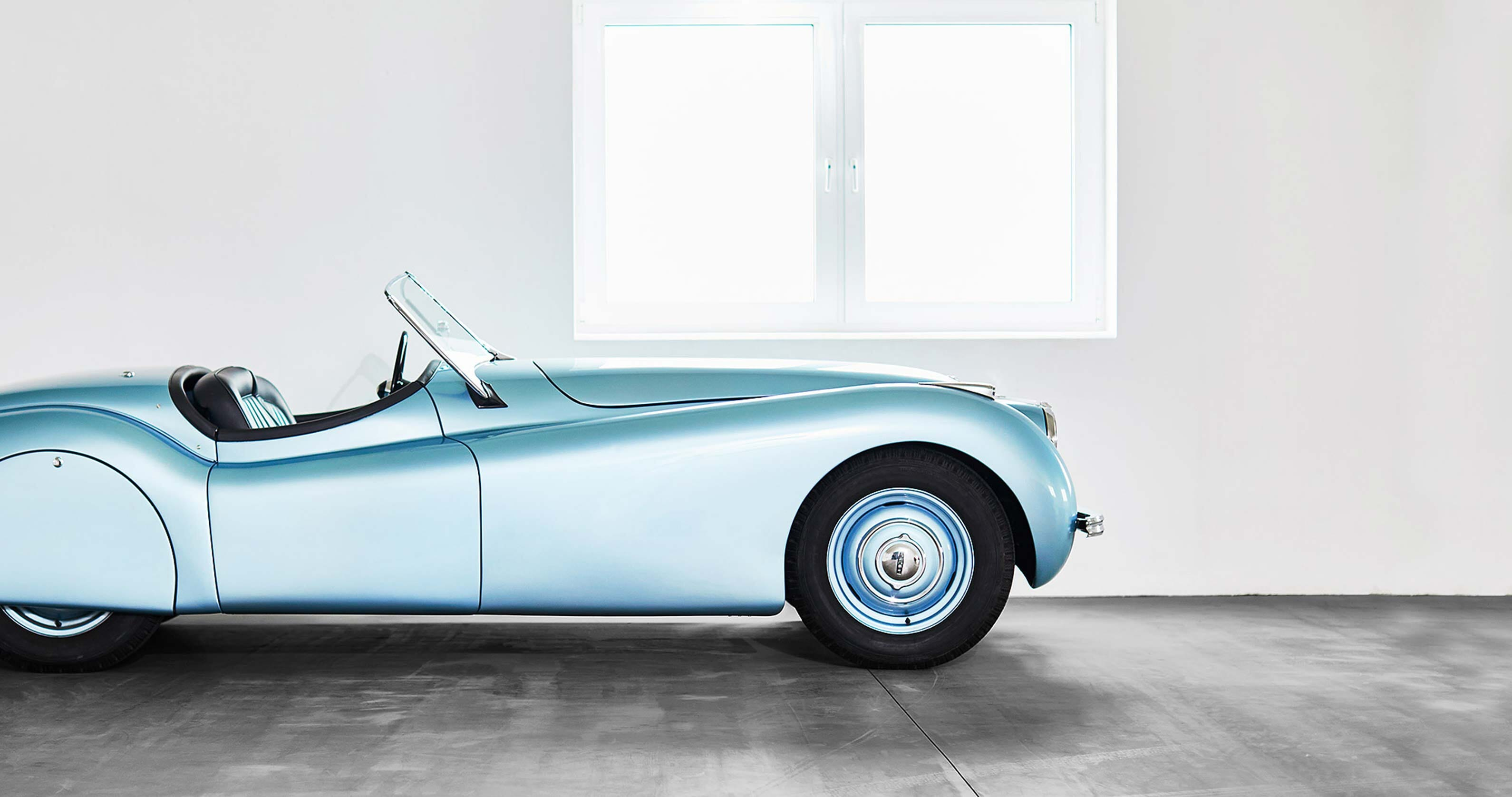 Is This 1950 Jaguar XK 120 Alloy Roadster The Classic Car Of Your Dreams?