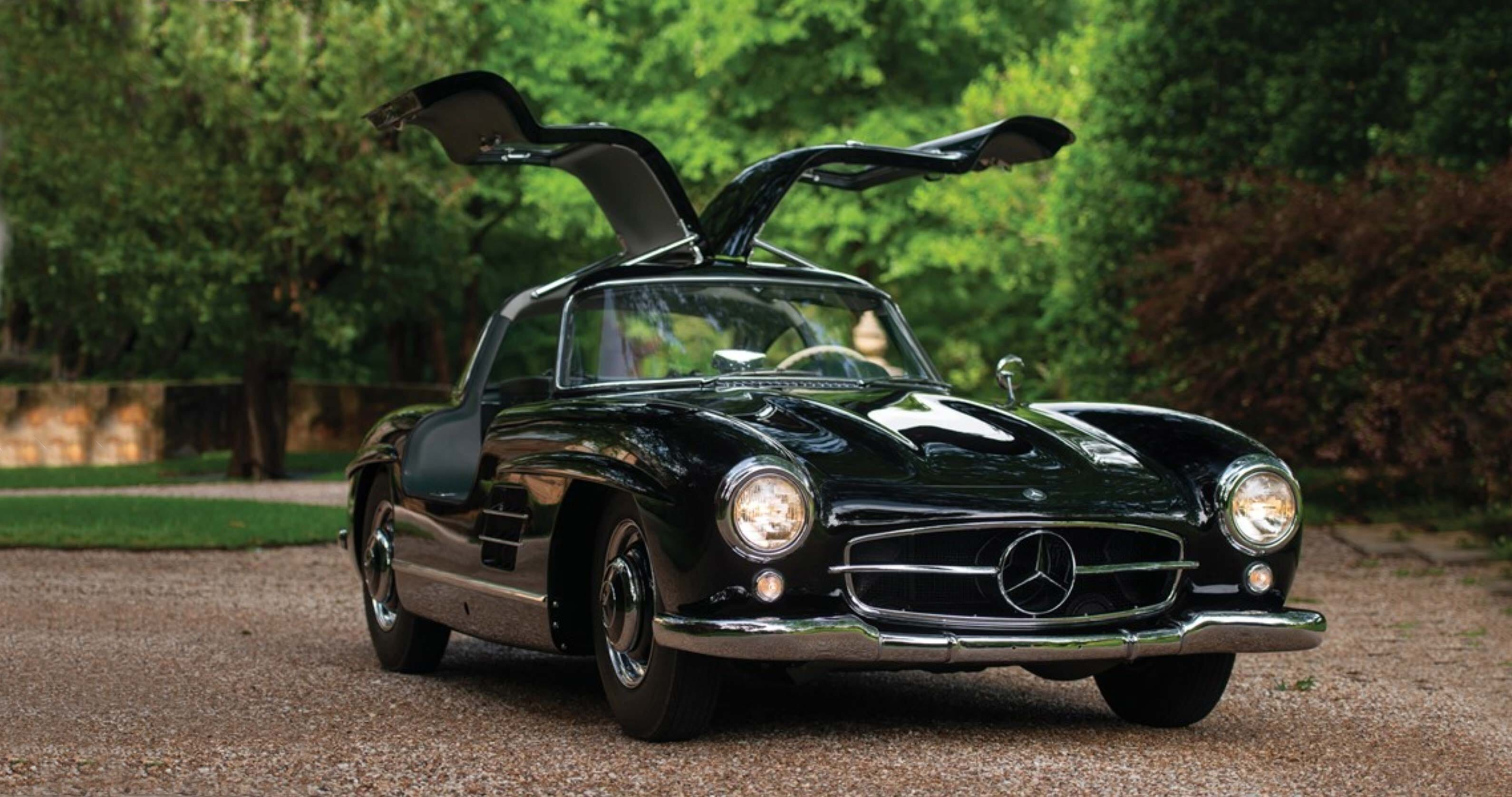 Classic Car Find Of The Week: 1954 Mercedes Benz 300 SL Gullwing