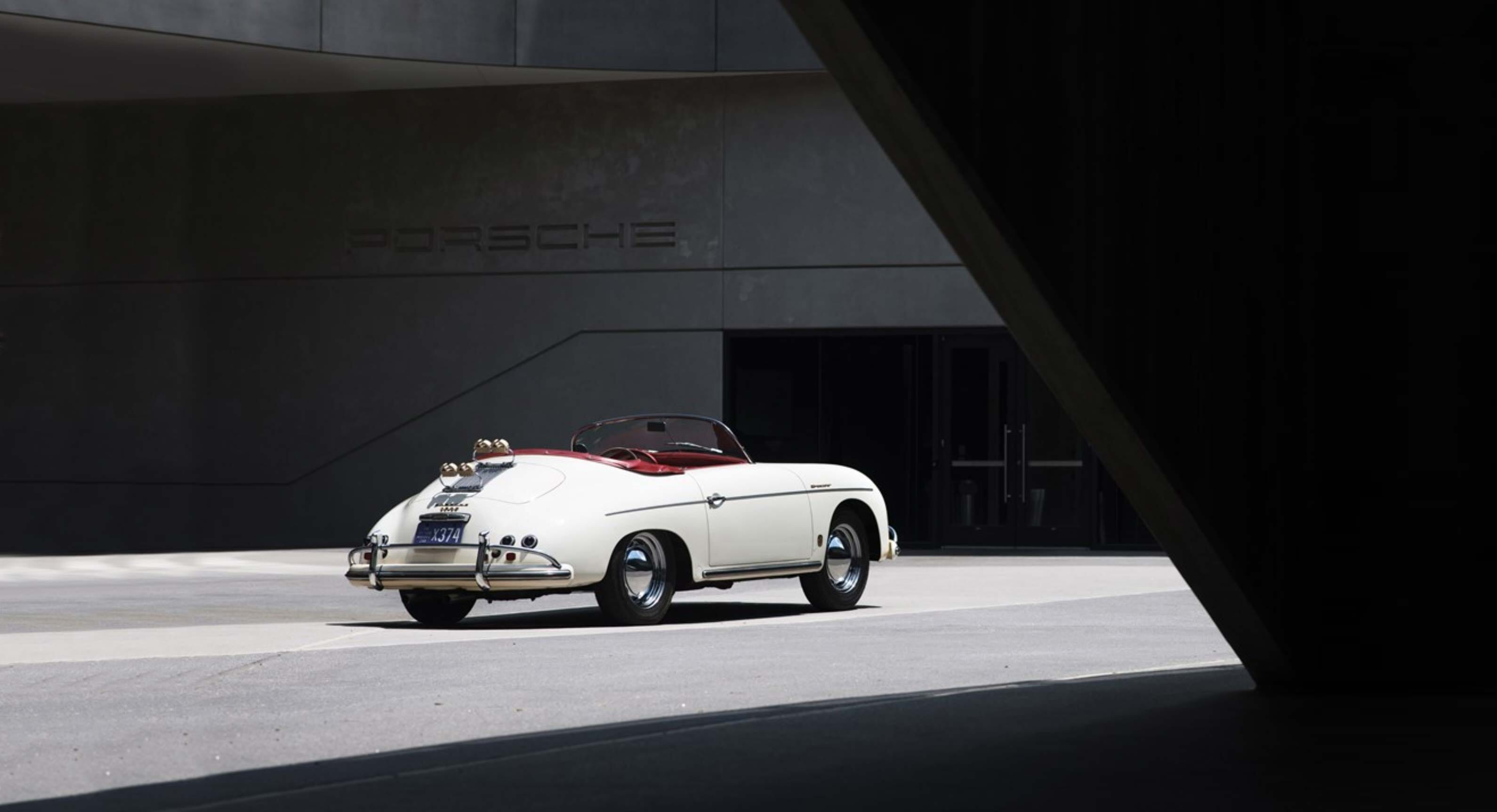 This 1956 Porsche 356 Super Speedster Is The Stuff Of Automotive Dreams