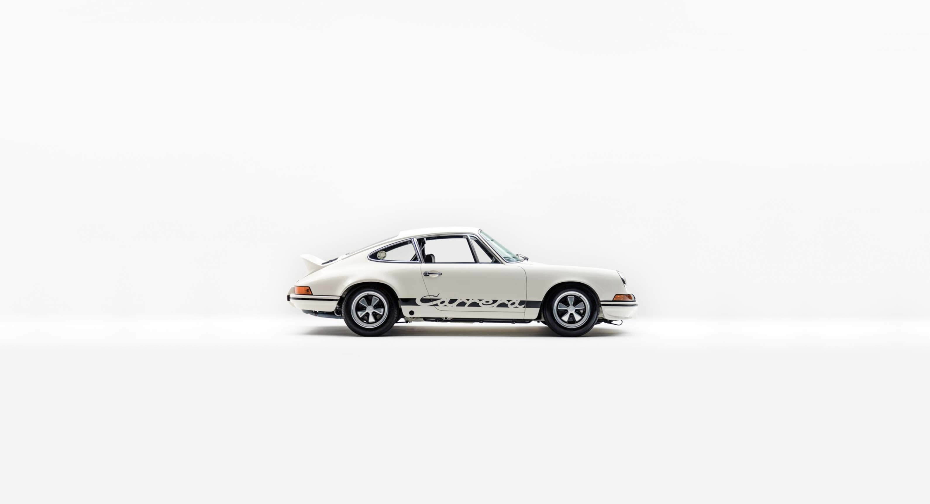 The 2.7 Million Pounds 911 Carrera RSH 2.7