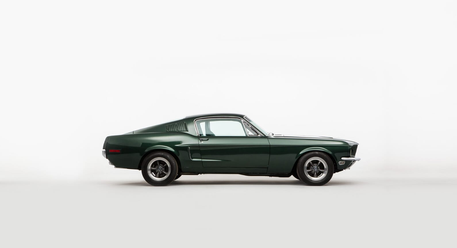 This 1968 Ford Mustang Fastback Is The 'Bullitt' Car You Need