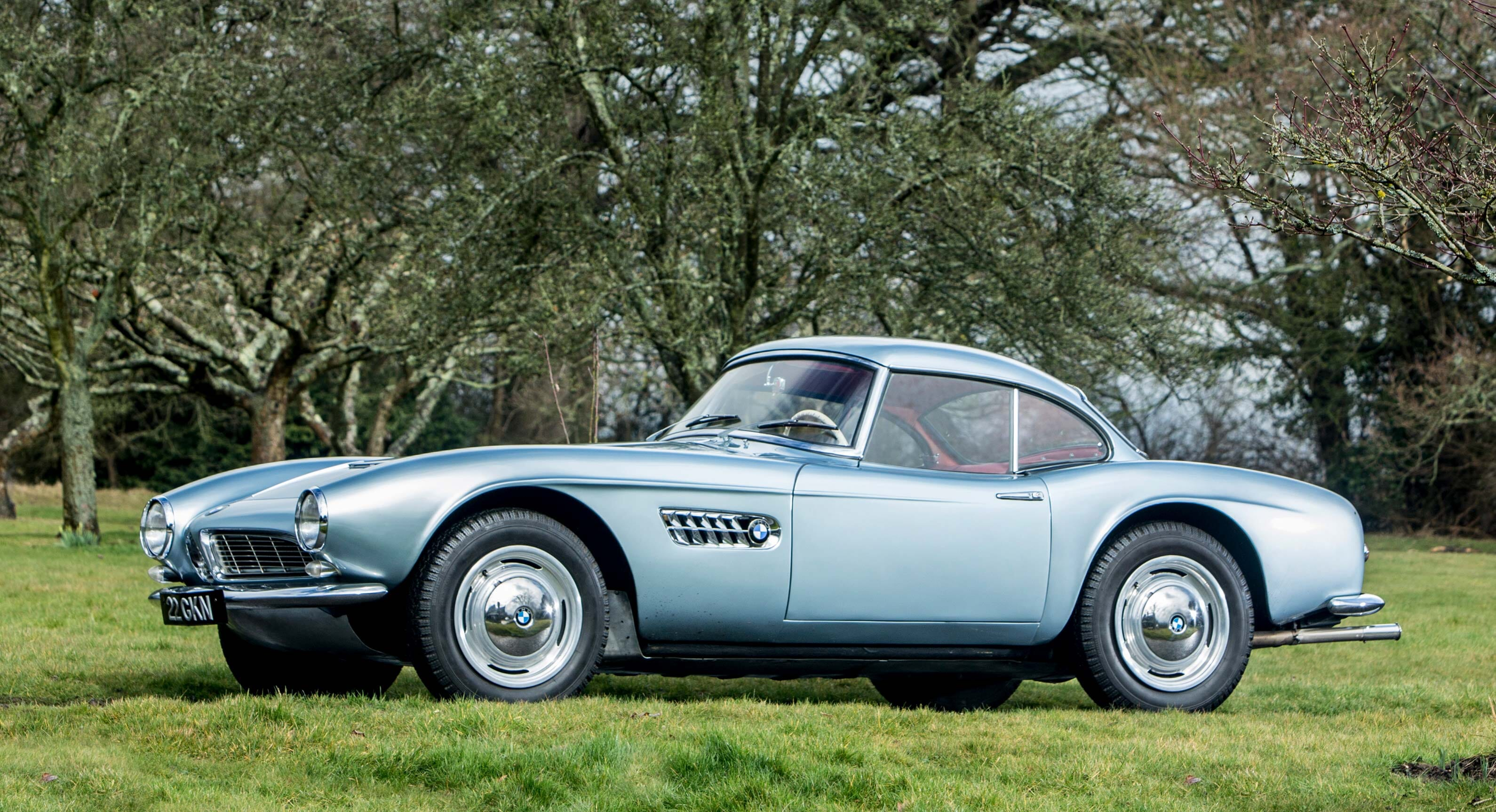 John Surtees' BMW 507 Roadster Can Be Yours For Nearly $3 Million