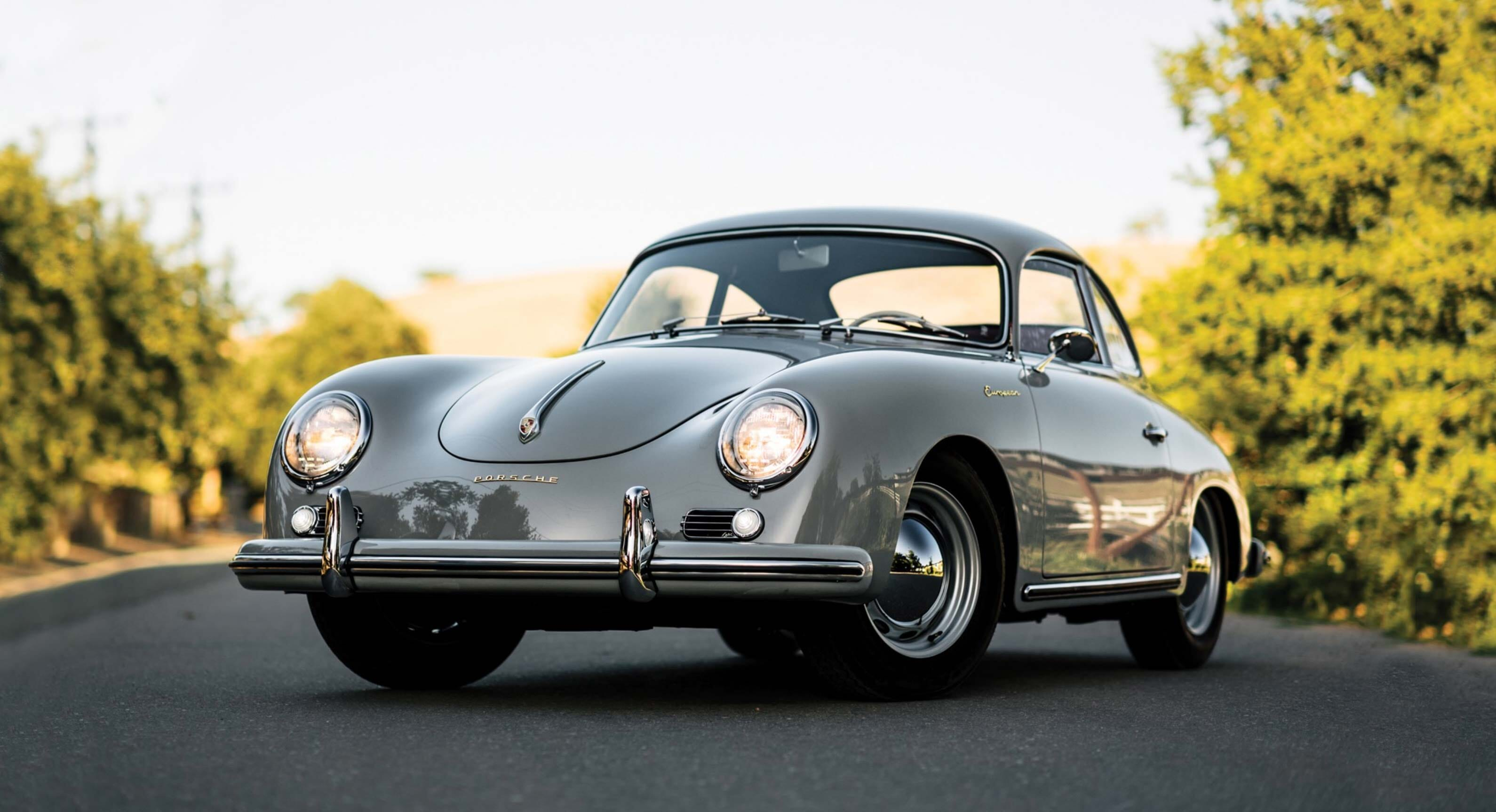 Why This 1956 Porsche 356 A European Has A Lot Of Collectors Excited