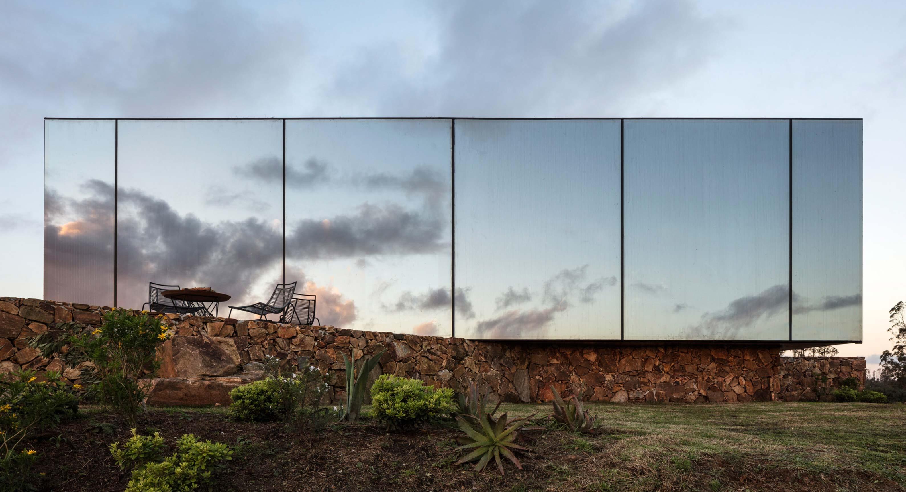 The Sacromonte Landscape Hotel Mirrors Its Idyllic Vineyard Setting