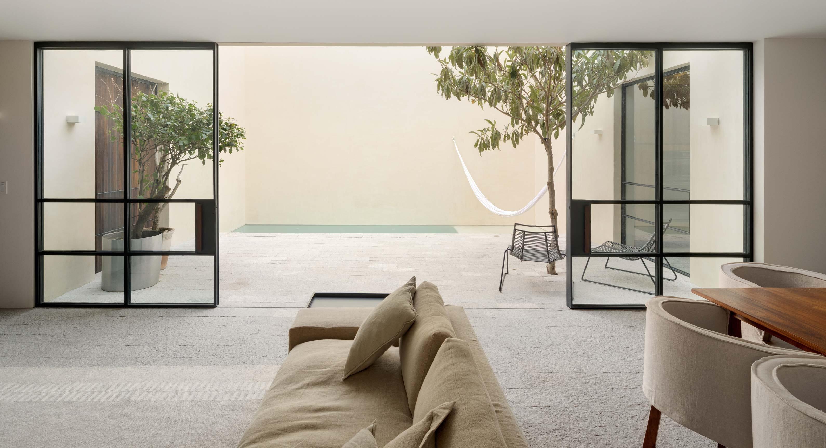 Casa La Quinta: A House Designed Around Different Voids