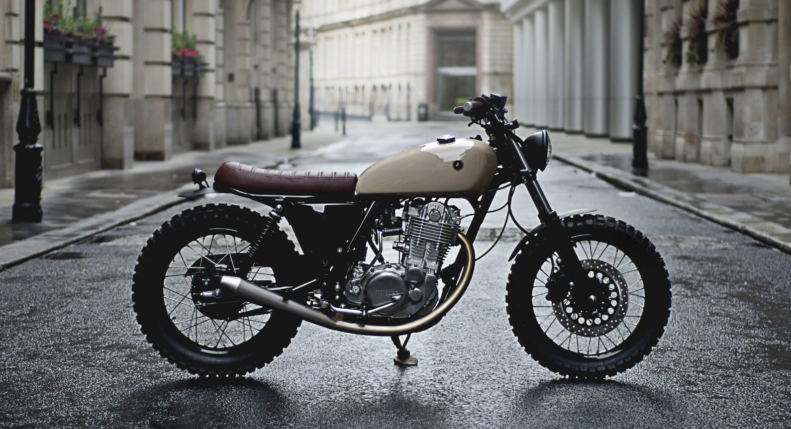 The Bespoke Auto Fabrica Type 7 Built For Off-Road Escapism
