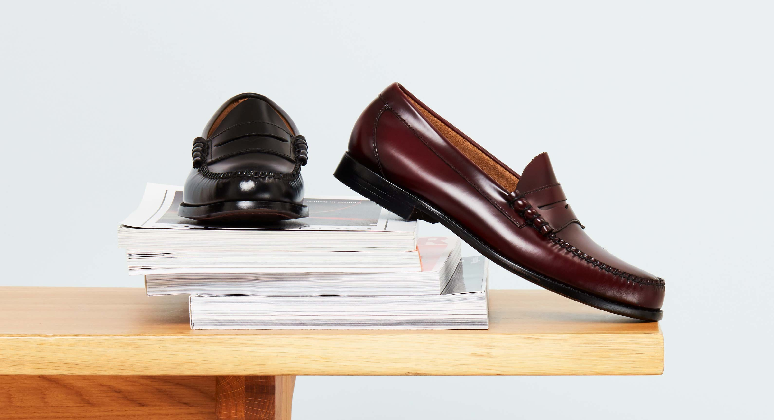 The G.H. Bass & Co. Shoes Every Man Should Own