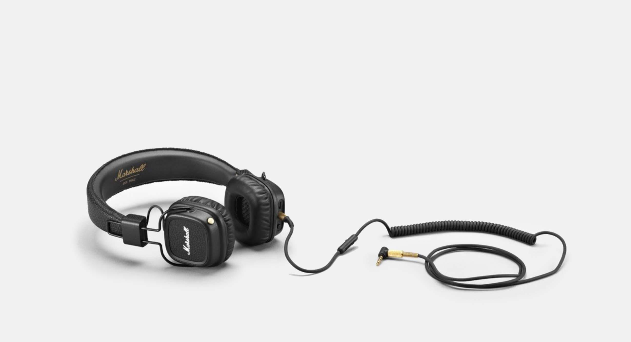 Marshall Major II Headphones Review