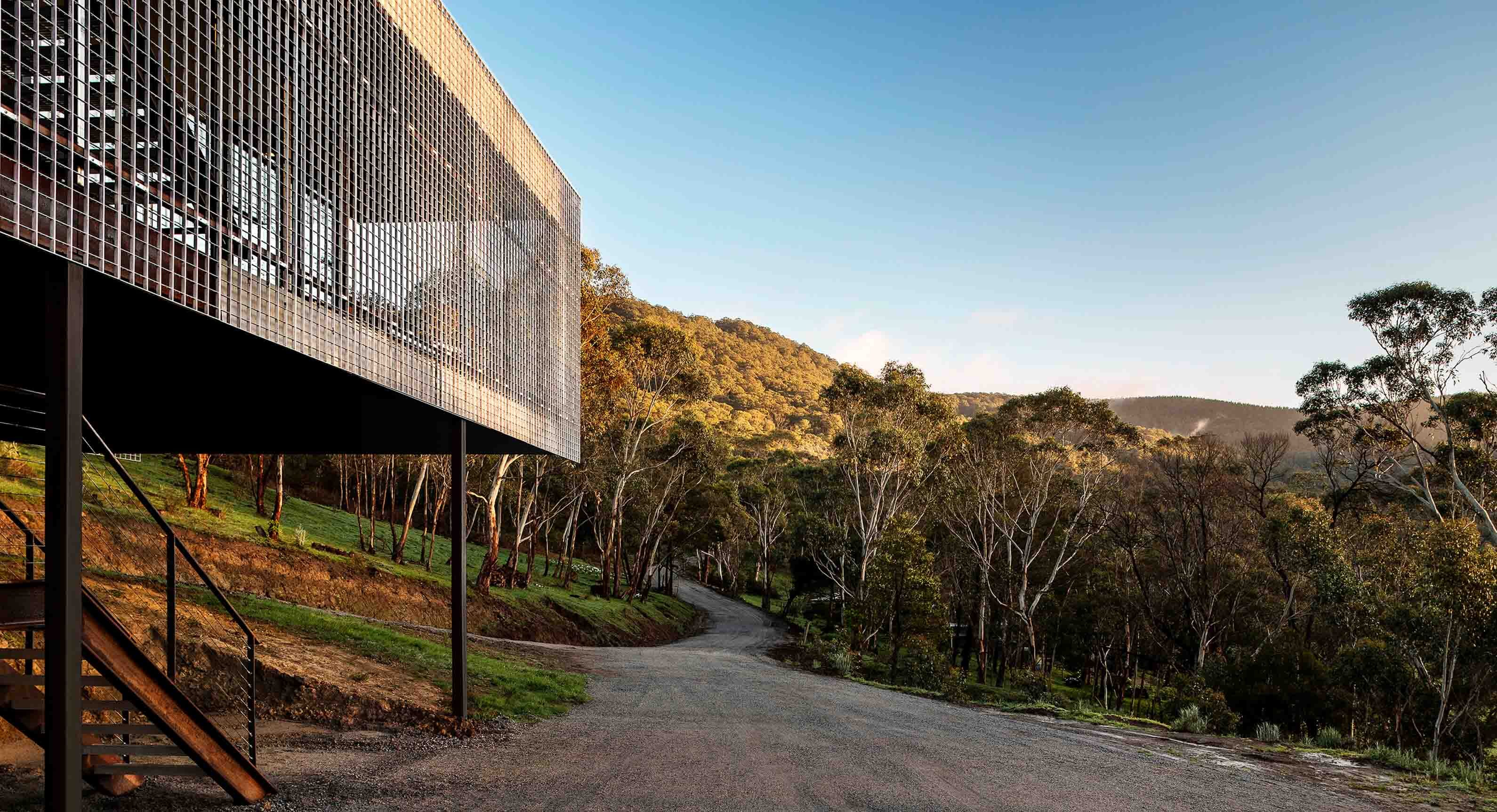 Take A Retreat Into The Wilderness With The Mount Macedon House