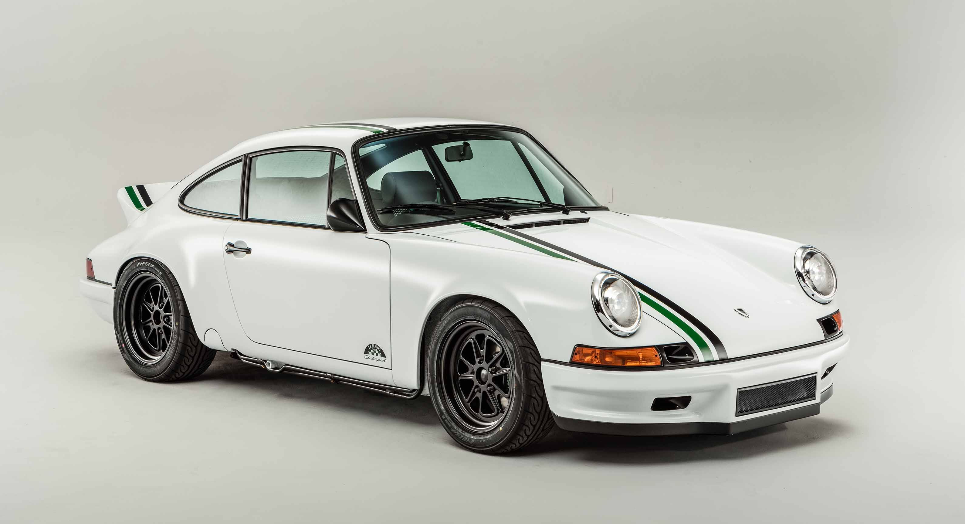 Every Porsche Enthusiast Wants A Paul Stephens AutoArt Le Mans Classic Clubsport