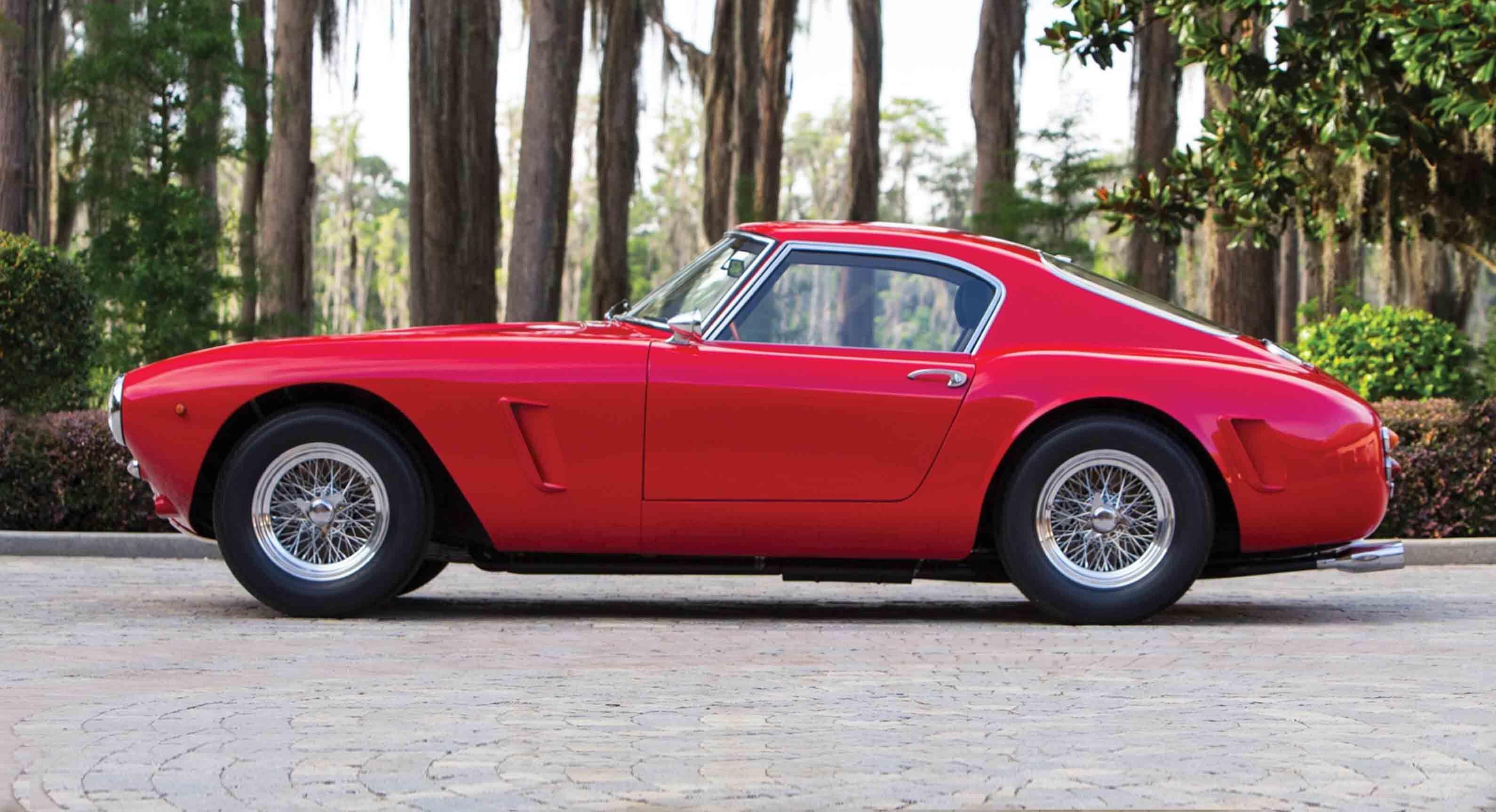 Classic Car Find Of The Week: 1960 Ferrari 250 GT SWB Berlinetta