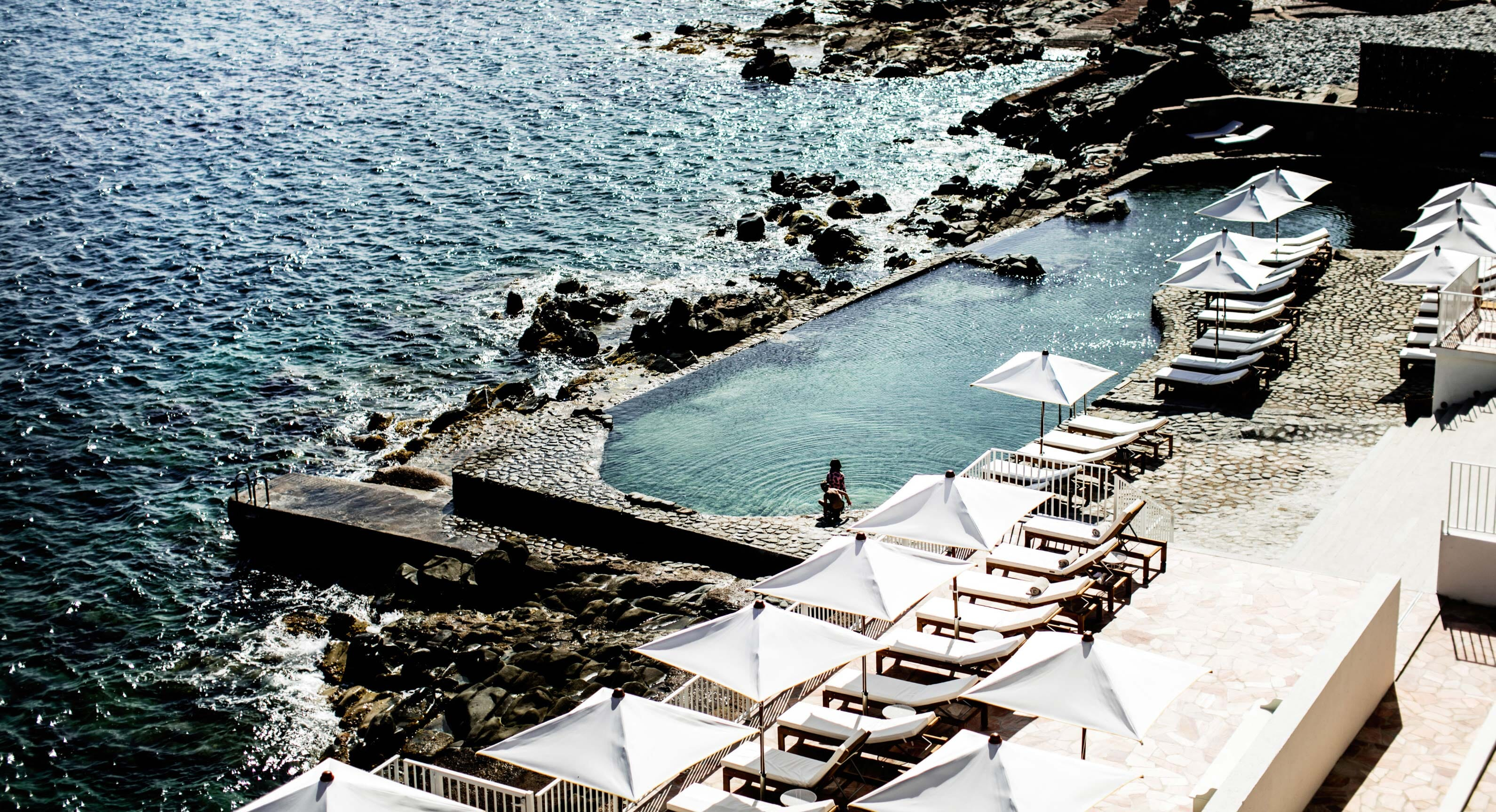 The Best Hotel Swimming Pools in the World