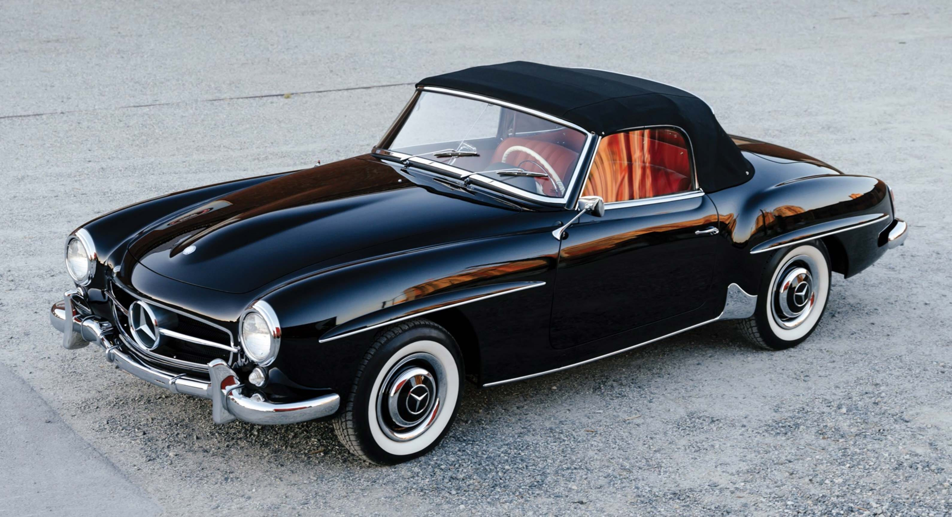 Classic Car Find Of The Week: 1958 Mercedes-Benz 190 SL