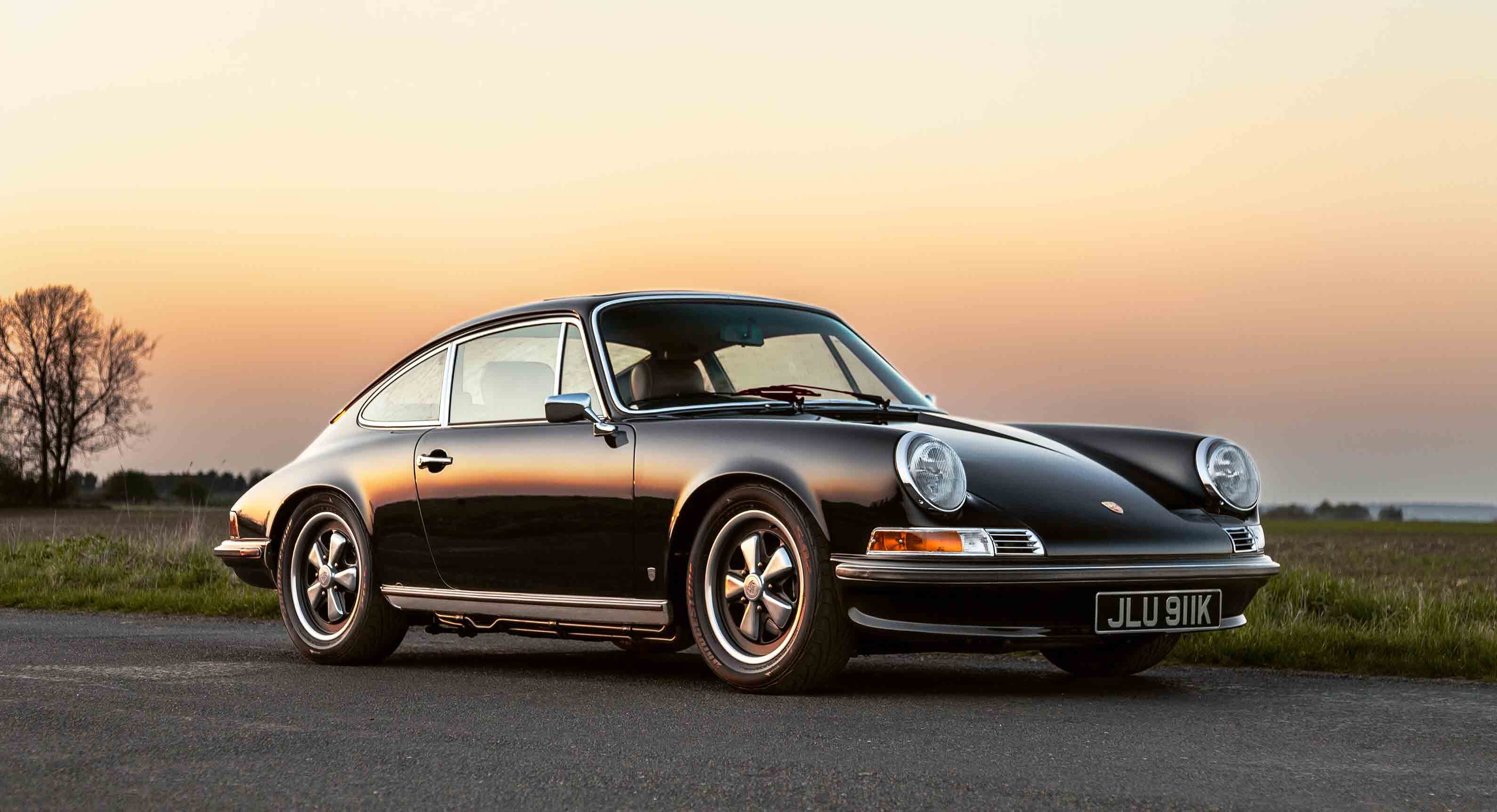 The Classic Touring Series II Porsche 911 By Paul Stephens