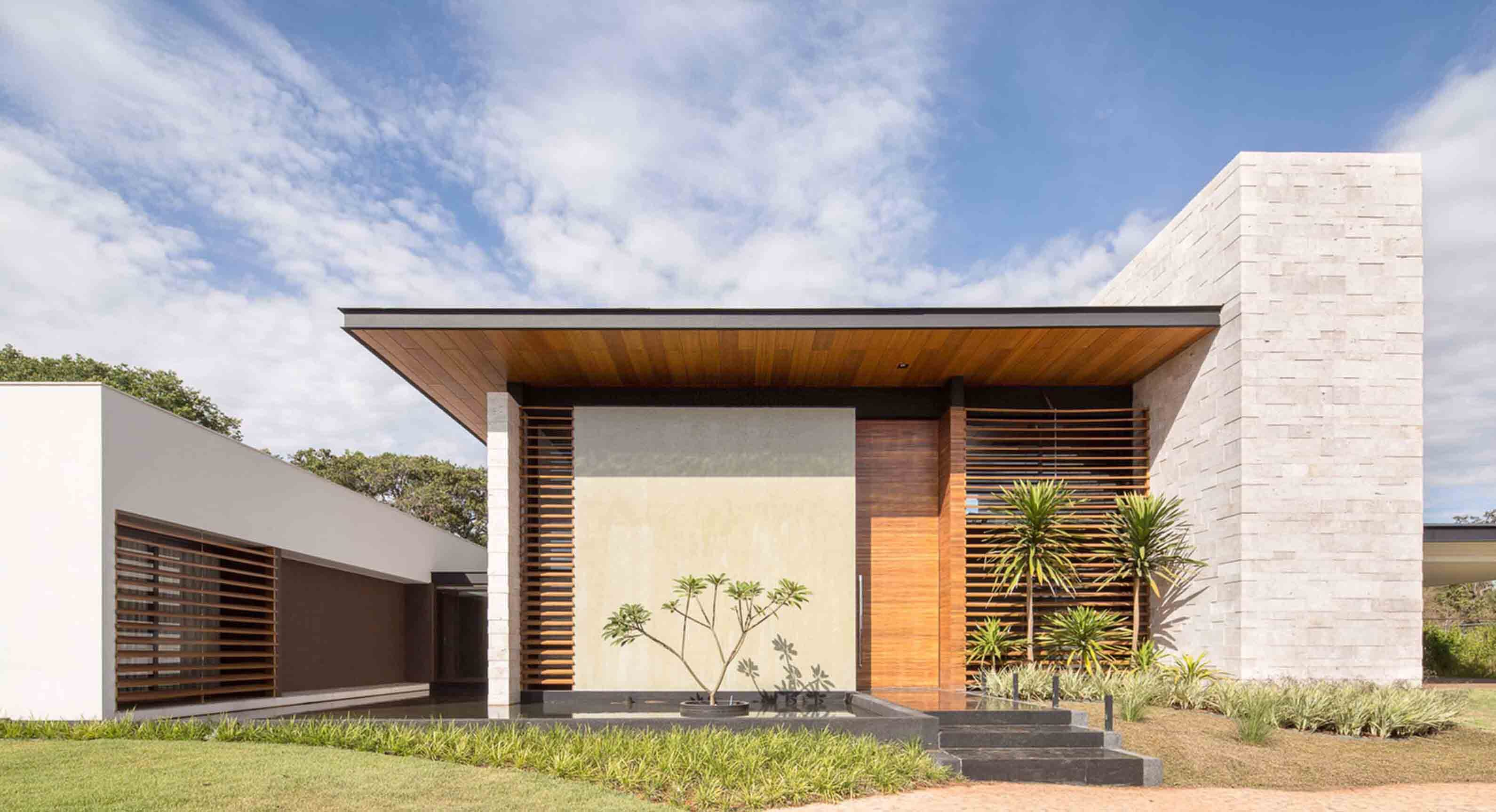 Laid-Back Living: The Oasis House, Brazil