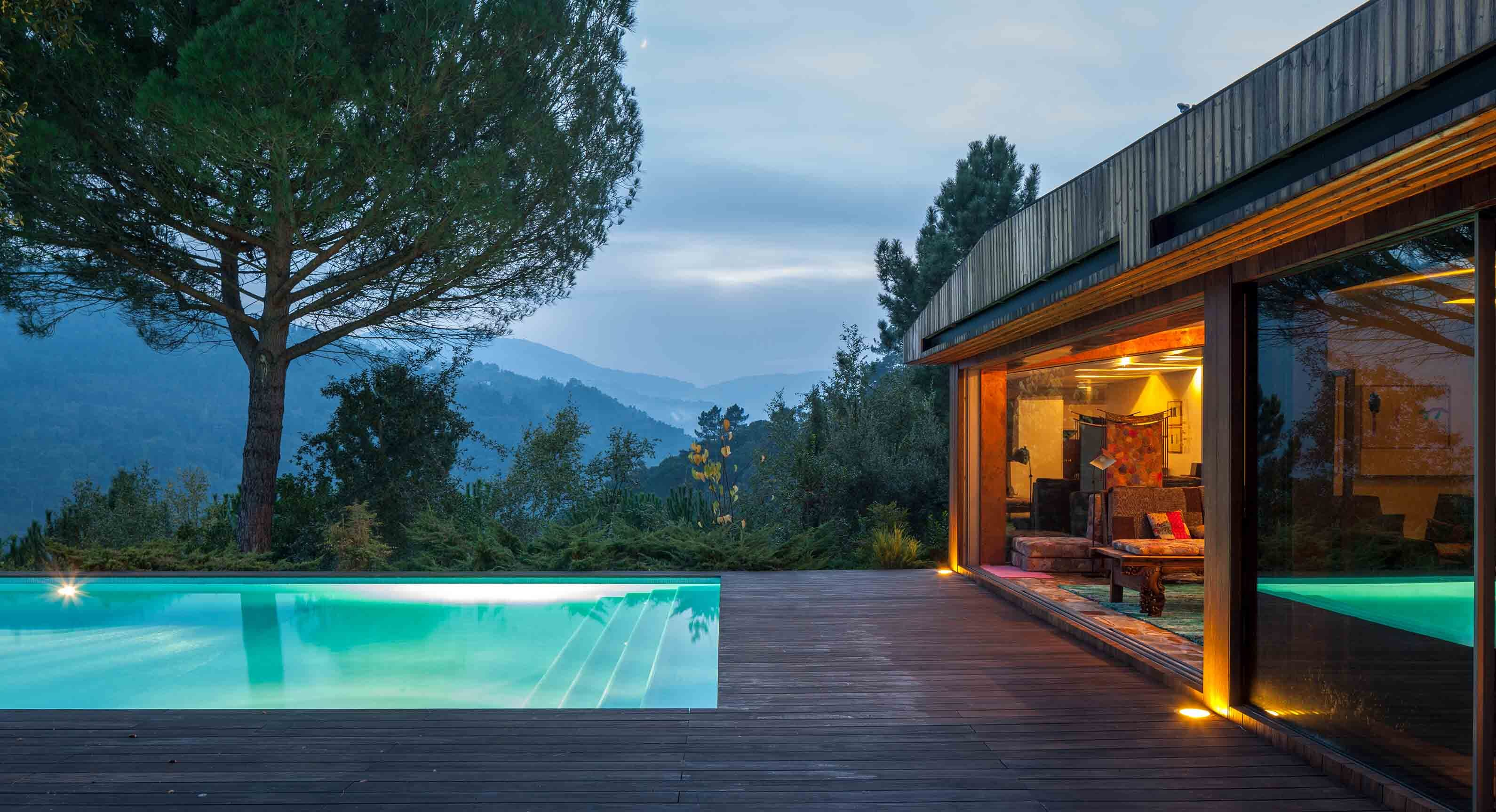 A Portuguese Delight: The Douro Valley House By MJARC Architects