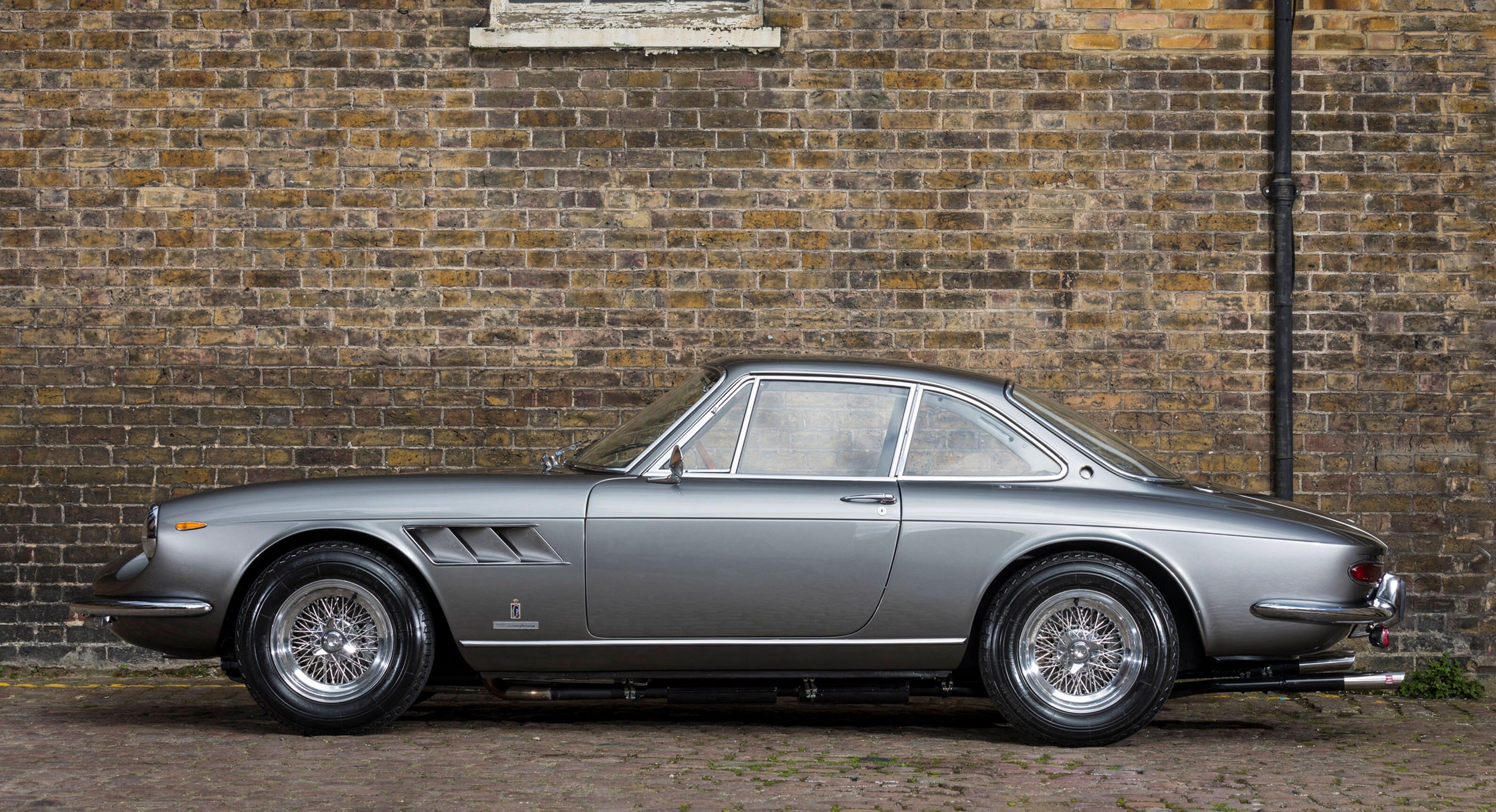 Classic Car Find of the Week: 1966 Ferrari 330 GTC