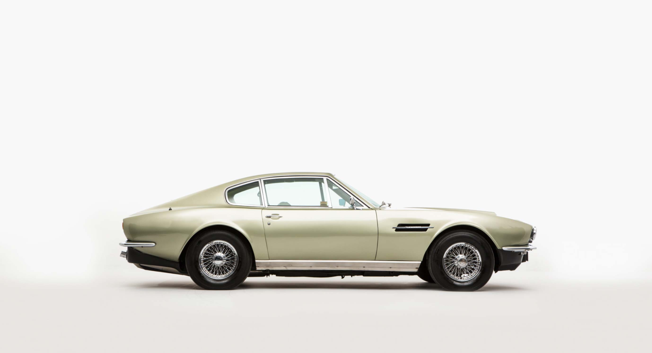 An Aston Martin Vantage Doesn't Usually Come This Cheap