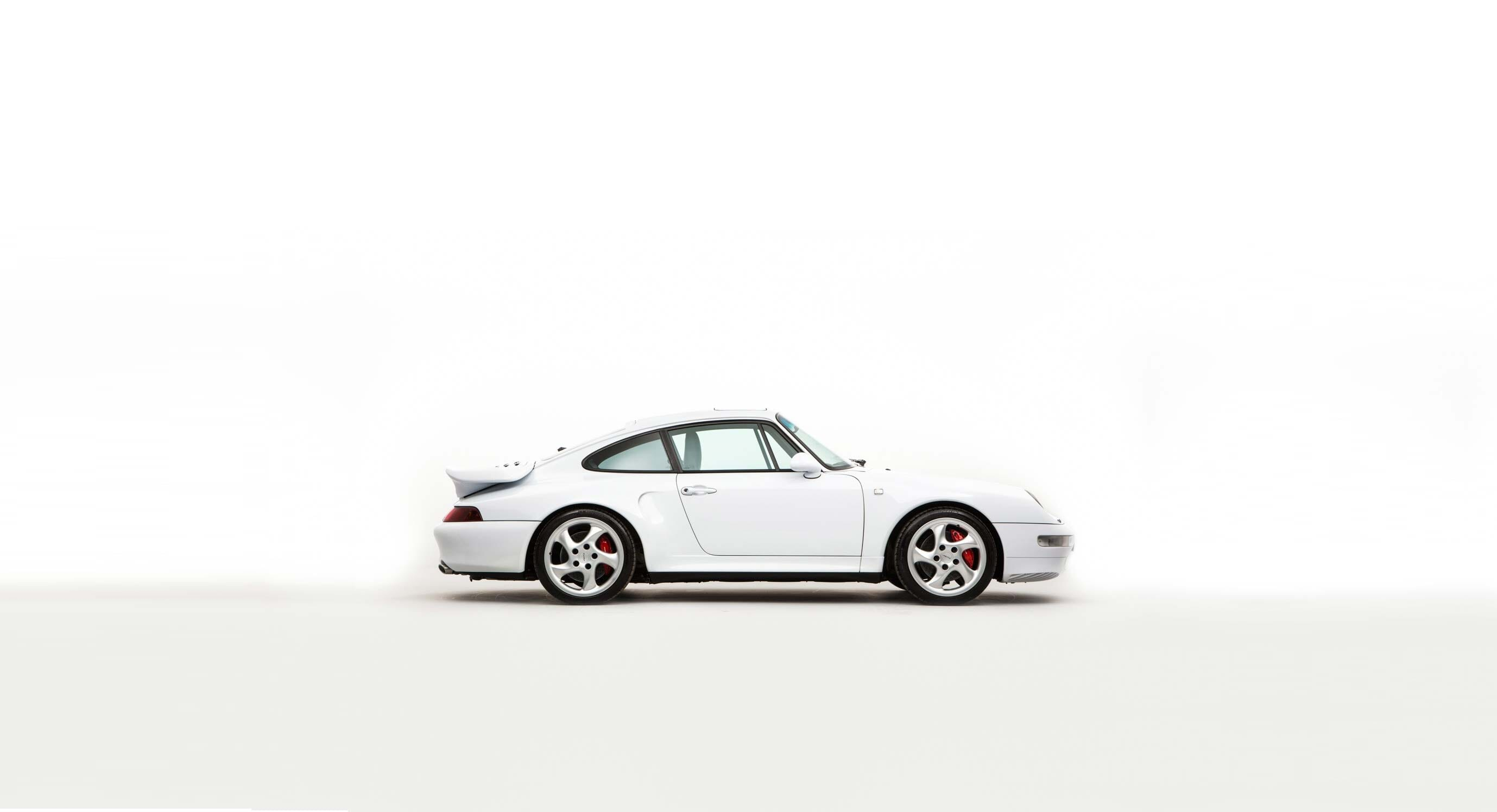 The Last Of The Real 911s: The 1997 Porsche 993 Turbo