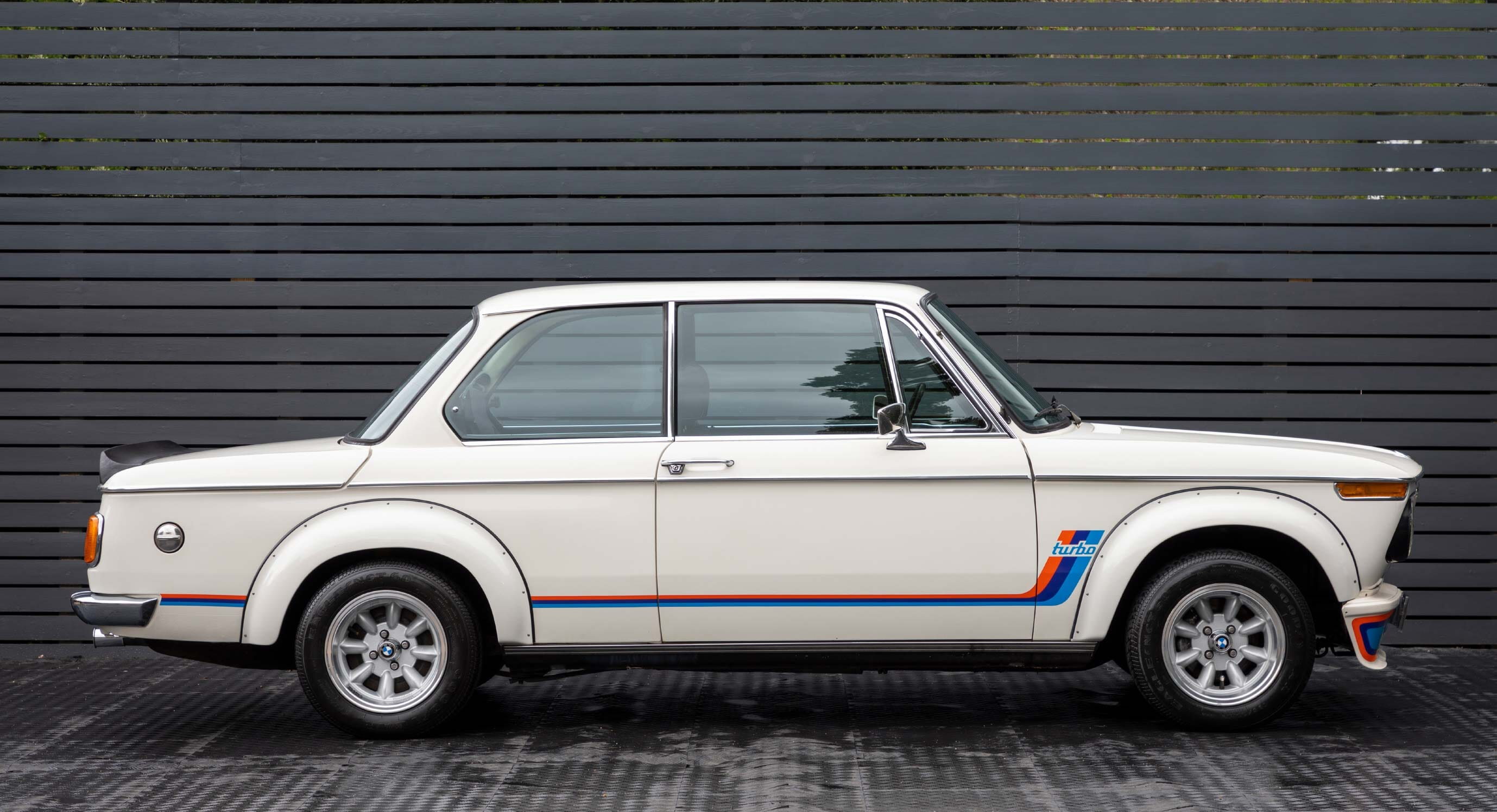 This BMW 2002 Turbo Is One Of The Last Remaining In The UK