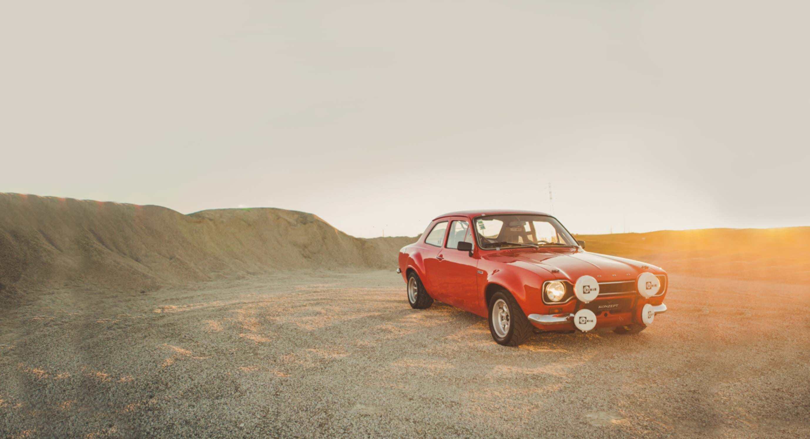 Classic Car Find of the Week: 1973 Ford Escort RS1600