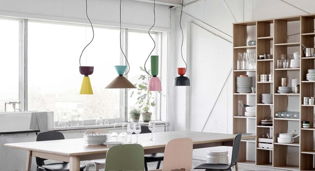 The Hem Alphabeta Pendant Is Full Of Bright Ideas For Your Home