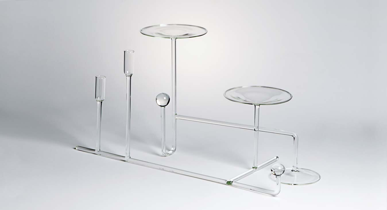 When Drawings Become Glass By Silvera &Fabrica
