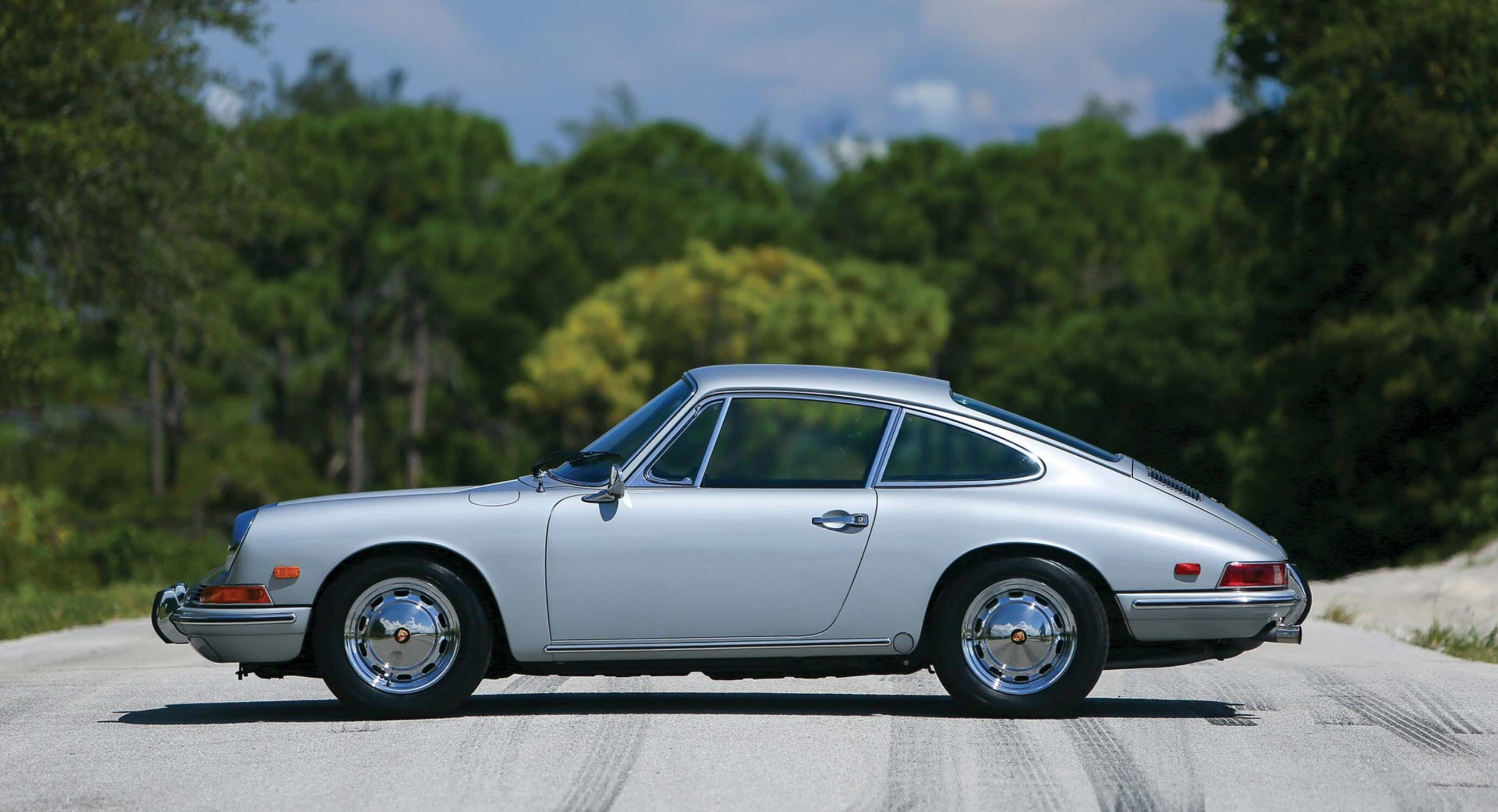 What Makes This Porsche 911 Sportomatic Worth Over £200k?