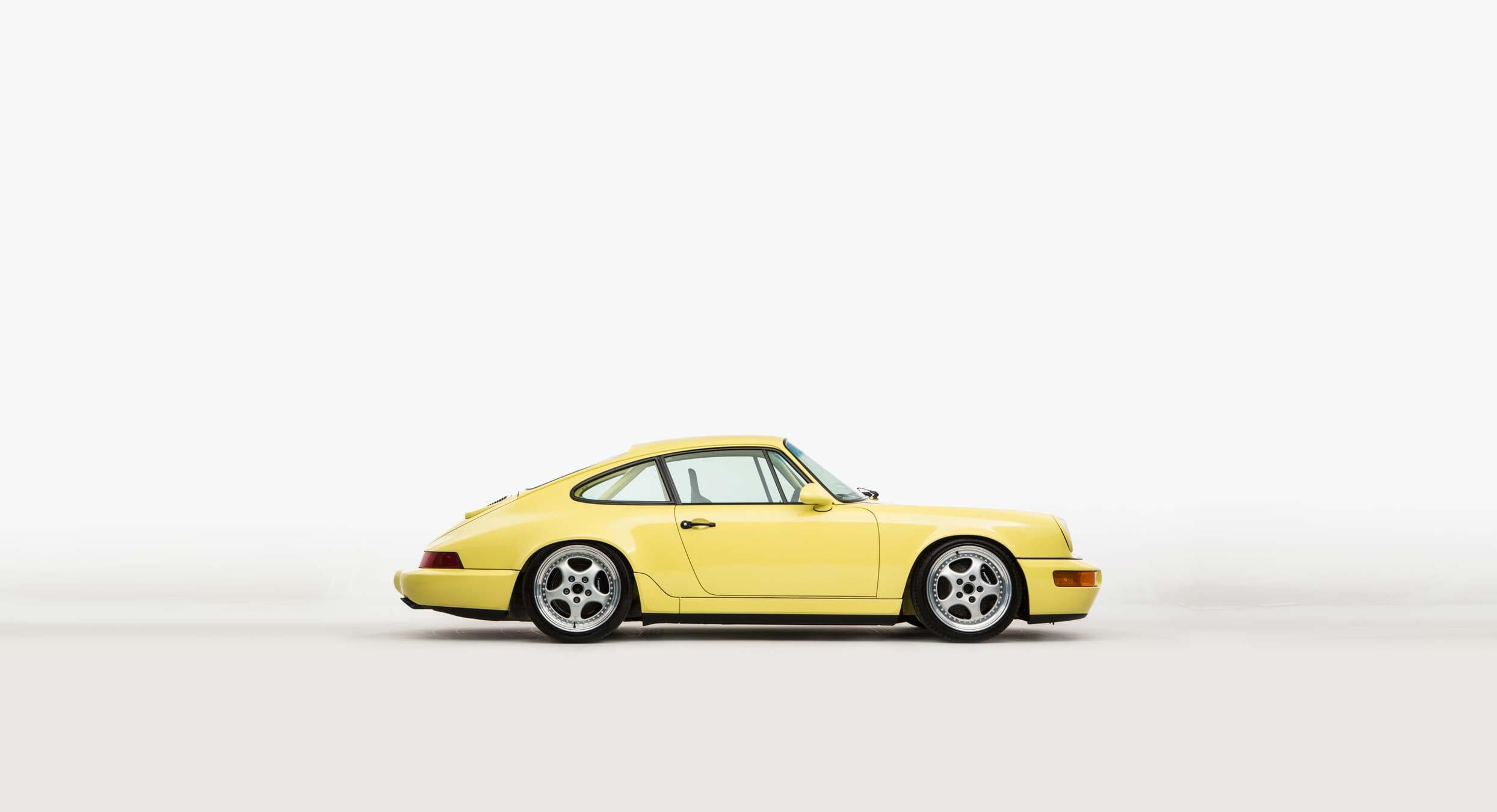 Classic Car Find of the Week: 1992 Porsche 964 Carrera Cup