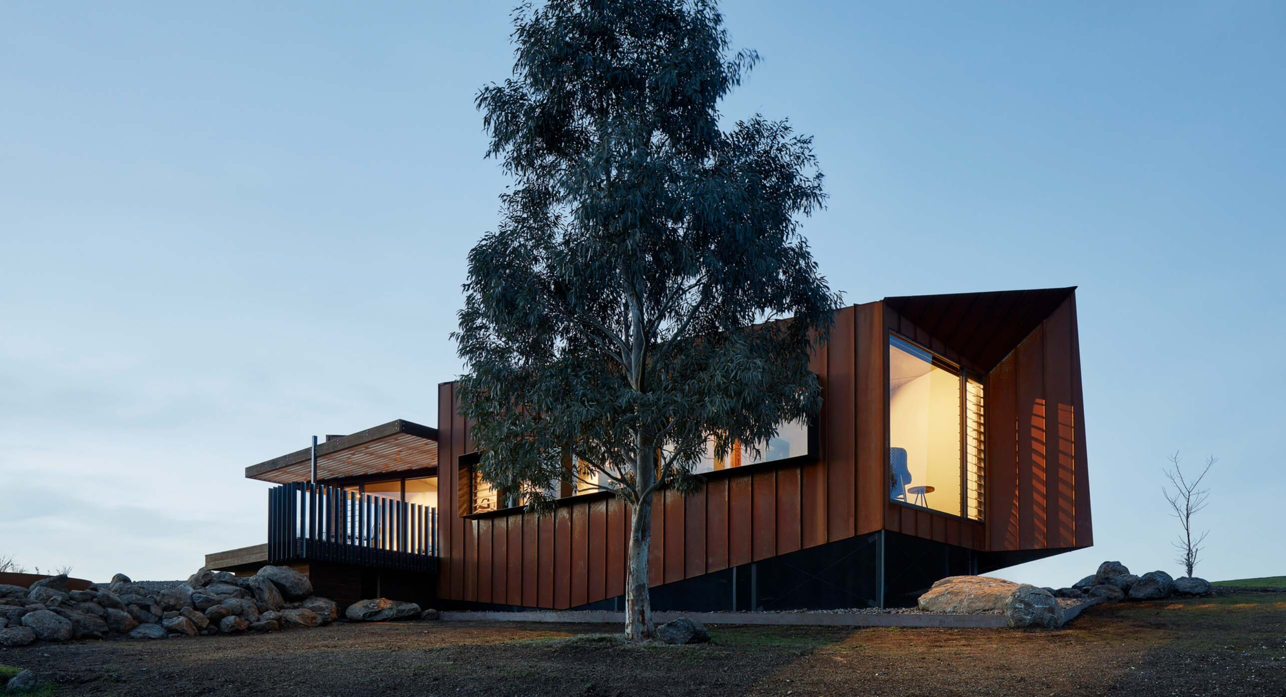 This Award-Winning Minimalist Home is Small Yet Spectacular