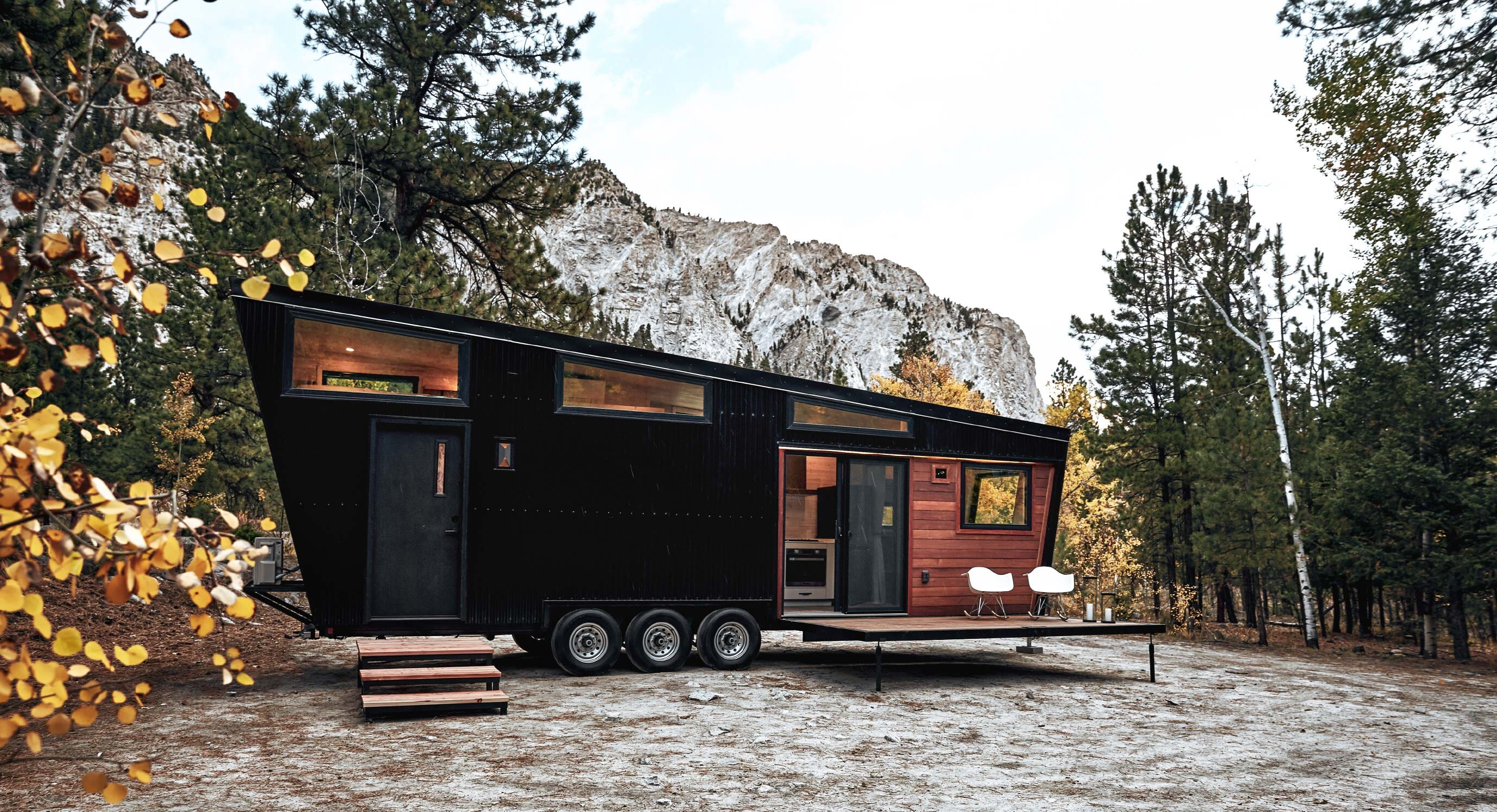 This Land Ark RV Draper Bridges The Gap Between Mobile House and Home