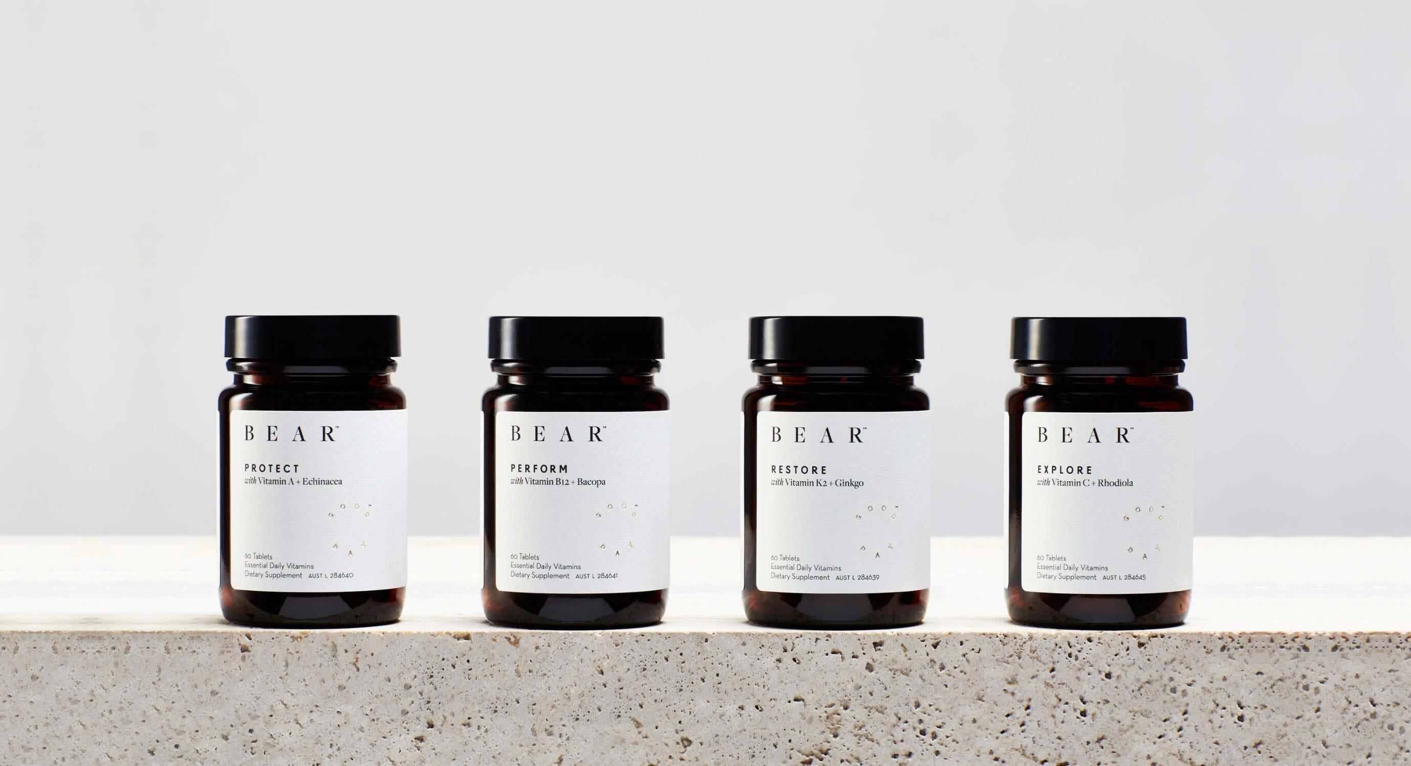 OPUMO Entrepreneurs: Sam Leetham, Co-Founder of BEAR Vitamins