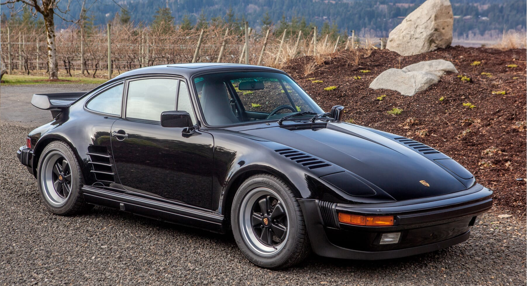 Classic Car Find of the Week: Porsche 930 Slantnose