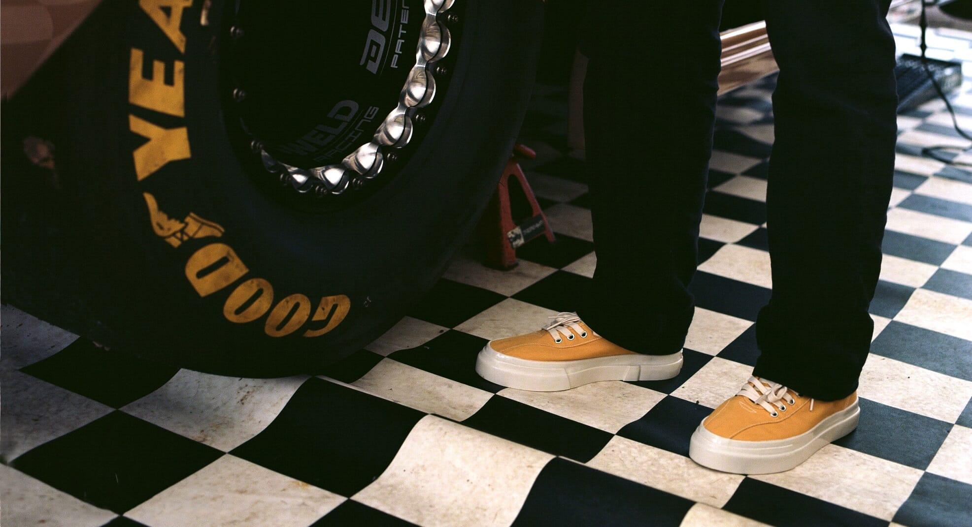 Introducing The Stepney Workers Club Debut Sneaker Drop