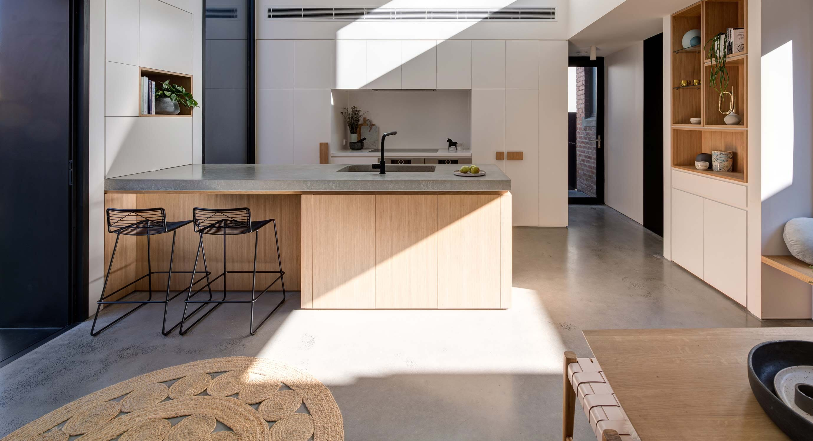 How Tetris Inspired This Contemporary Extension To A Historic Home