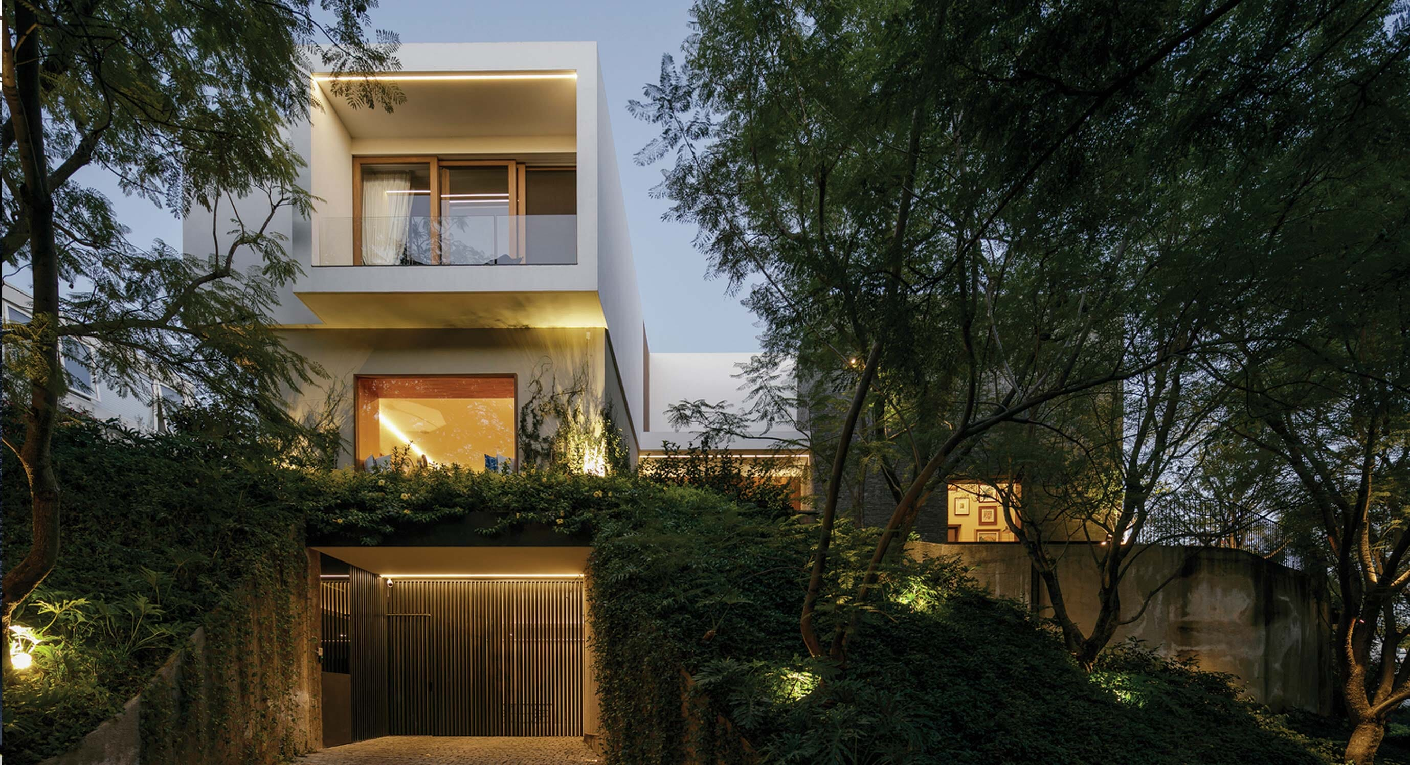 Laidback Living: LJ30 House By CDM Casas de México