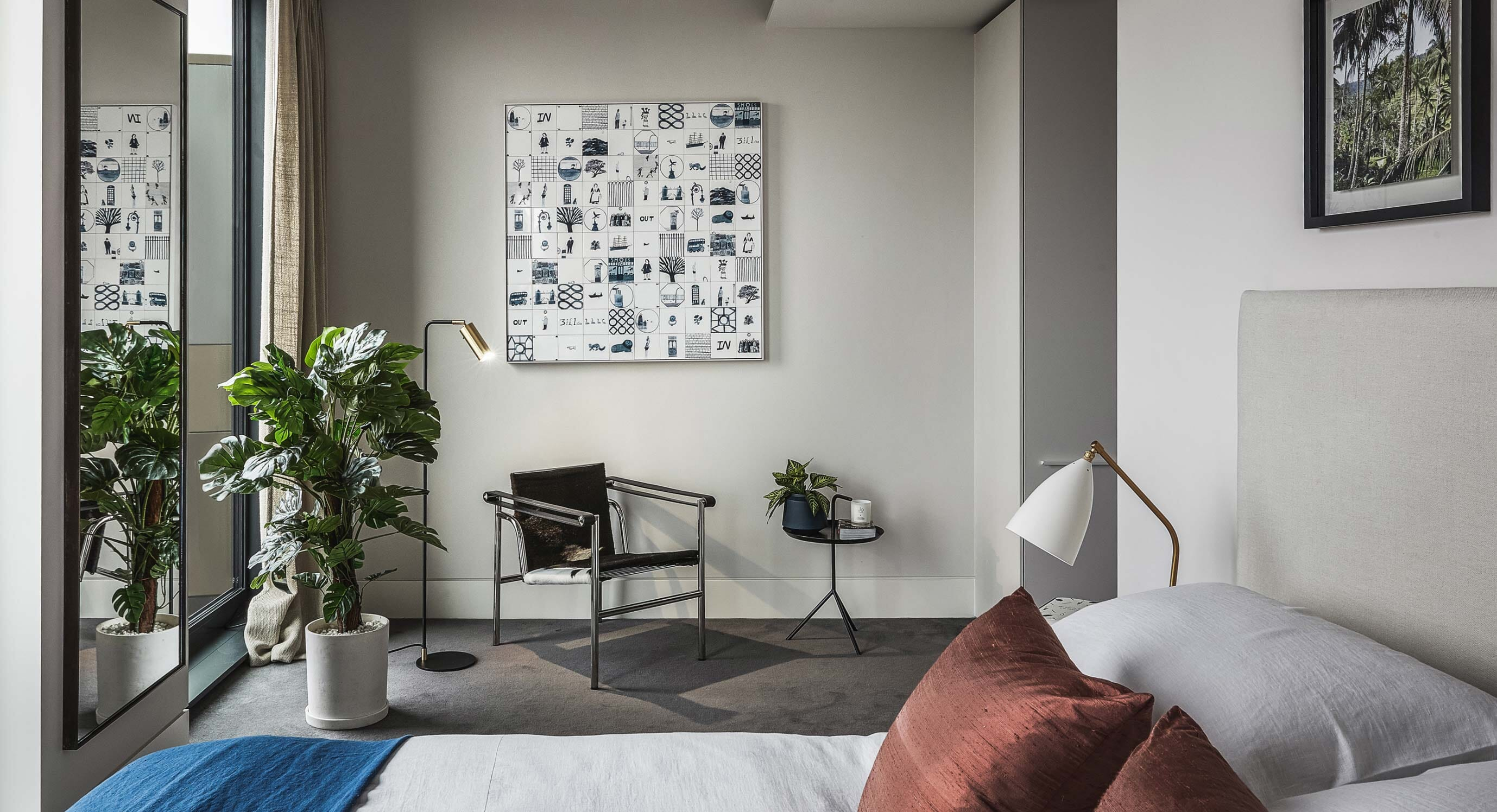 Inside The Impeccable Rathbone Square Penthouse By Echlin