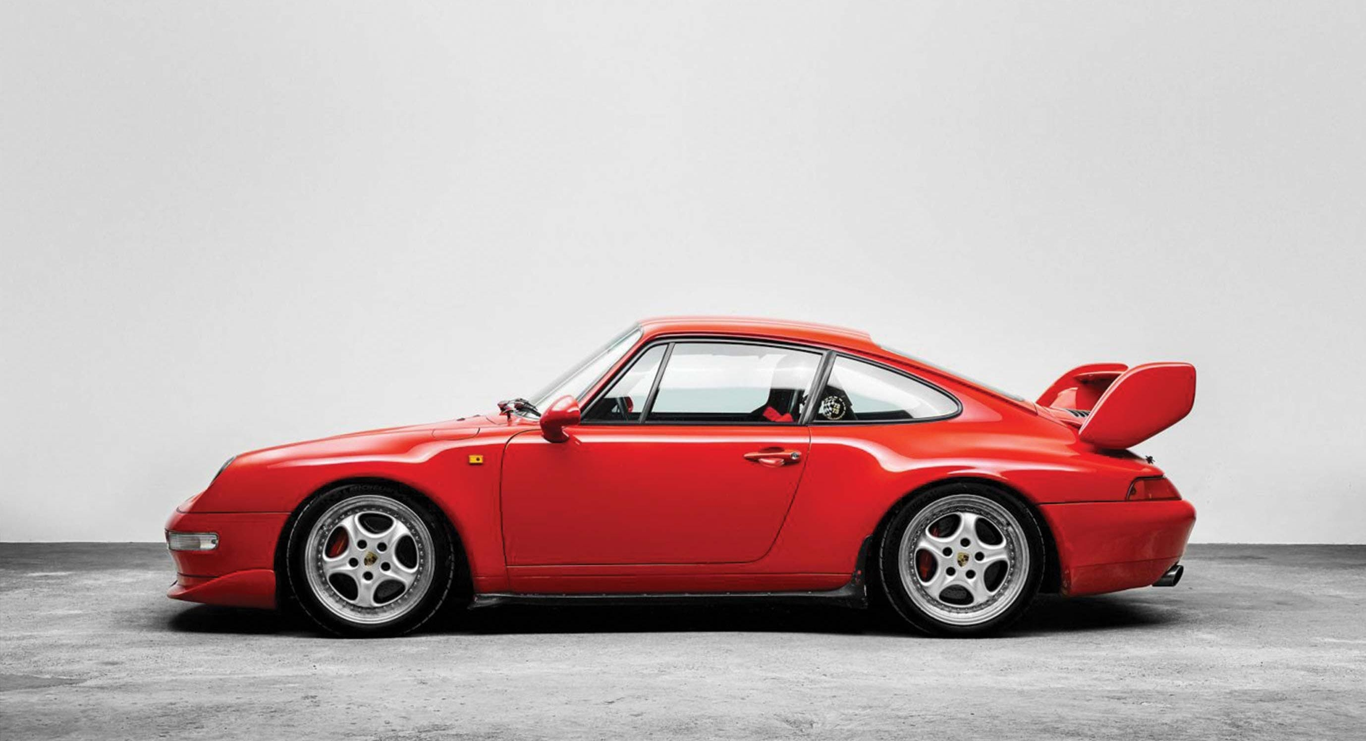Classic Car Find of the Week: 1995 Porsche 993 RS