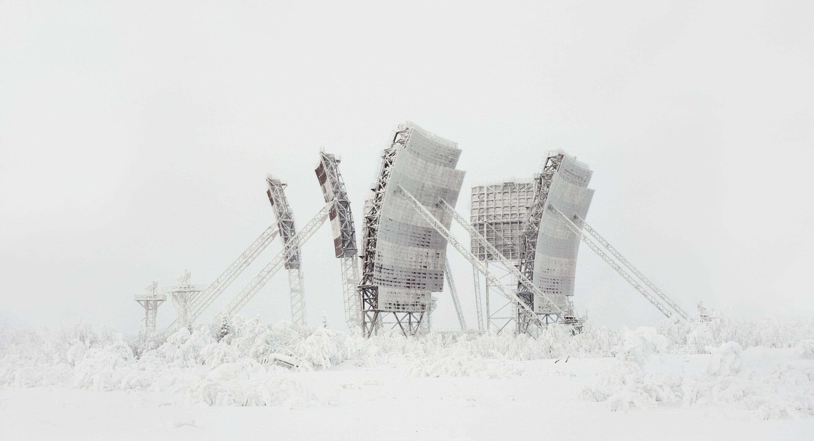 Danila Tkachenko's 'Restricted Areas' Shows The Stunning Remains Of Soviet-Era Technology