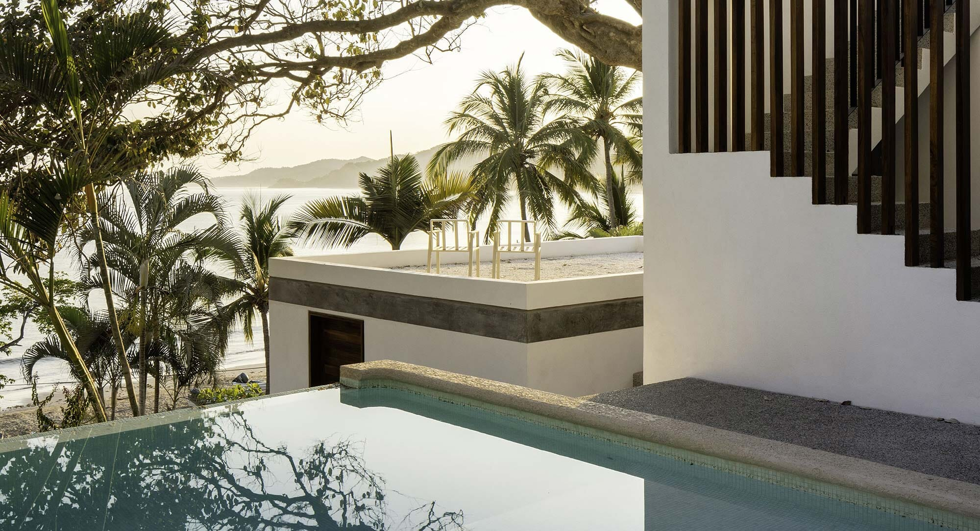 A Surfers' Paradise: The Laid-Back Beachfront Casa LT In Mexico