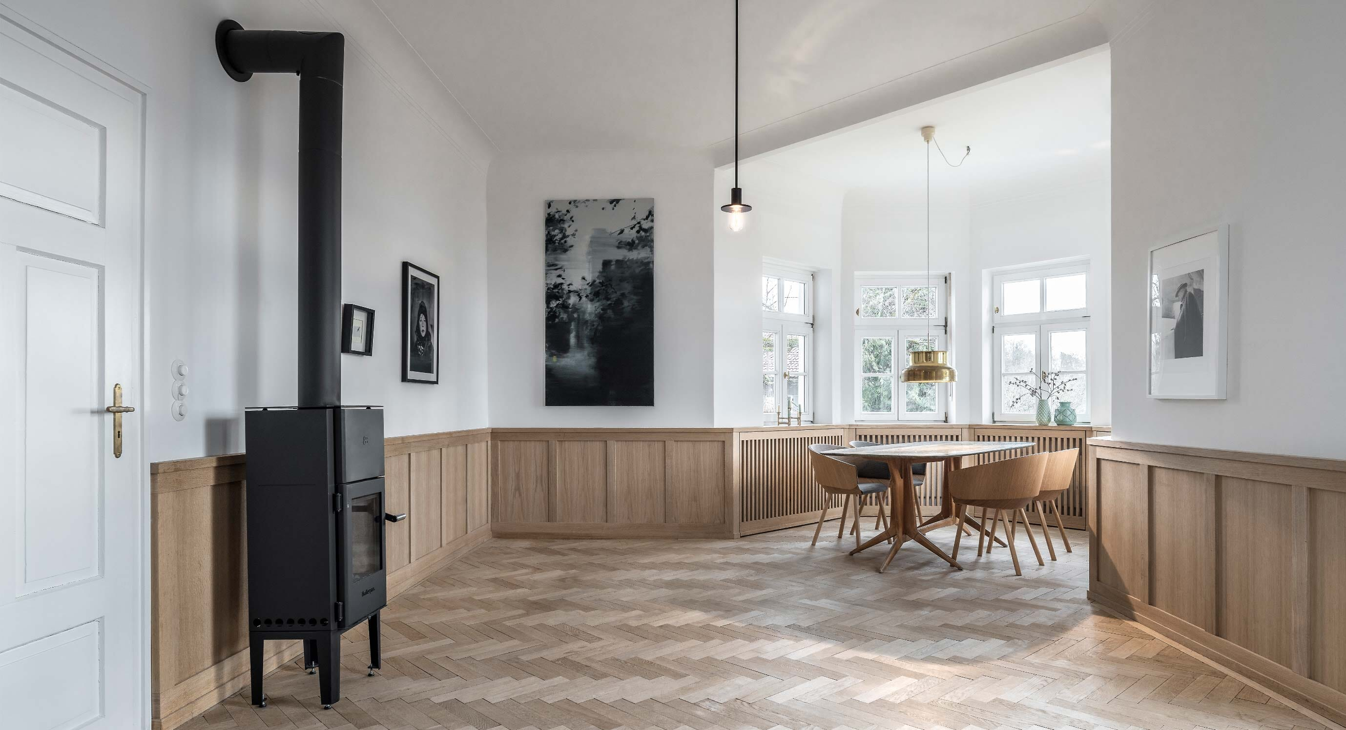 Ostufer Apartment By Holzrausch Is A Lesson In Modern Living