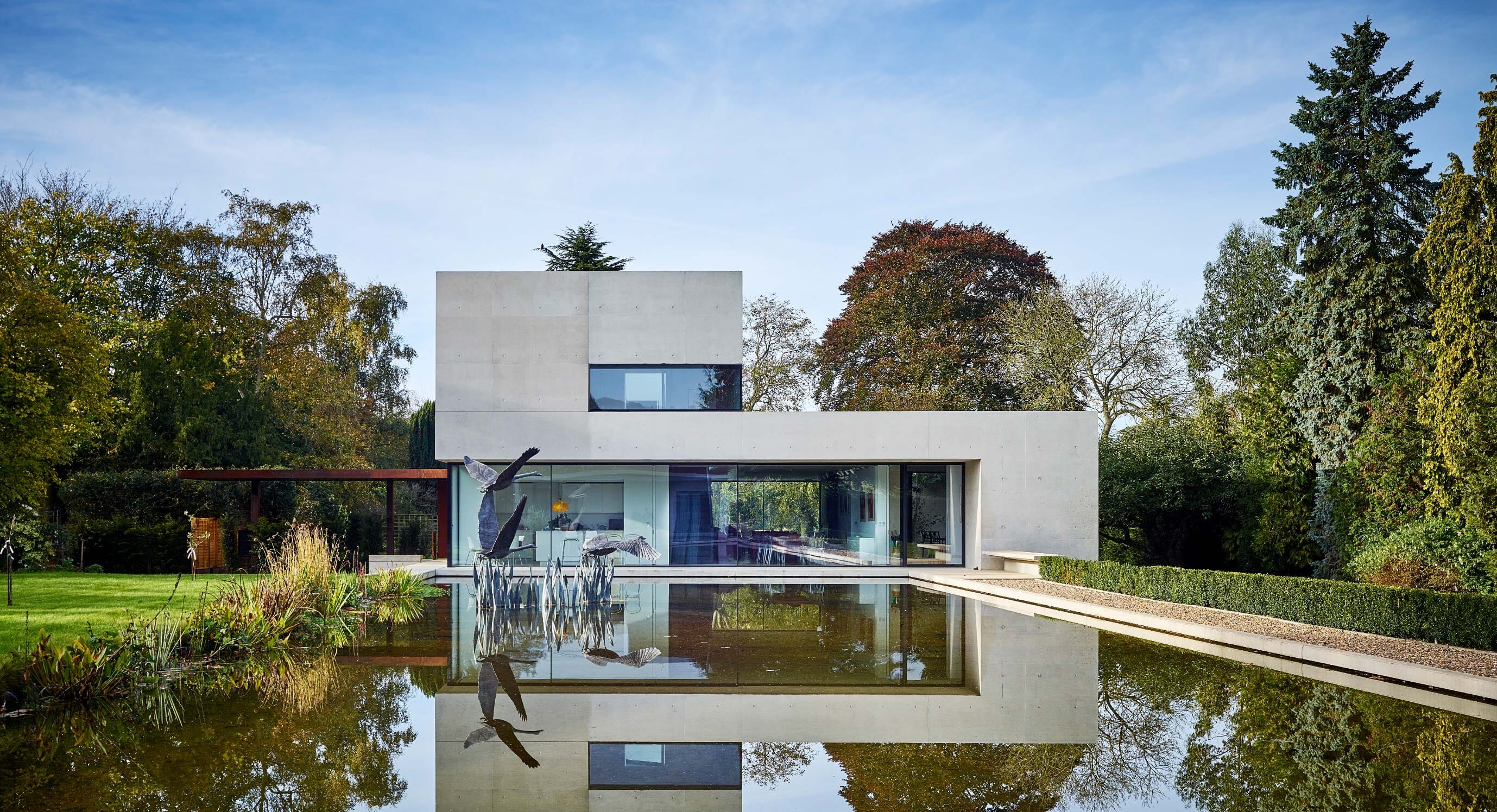 Pheasants By Amin Taha & Sarah Griffiths Shortlisted For RIBA House of the Year