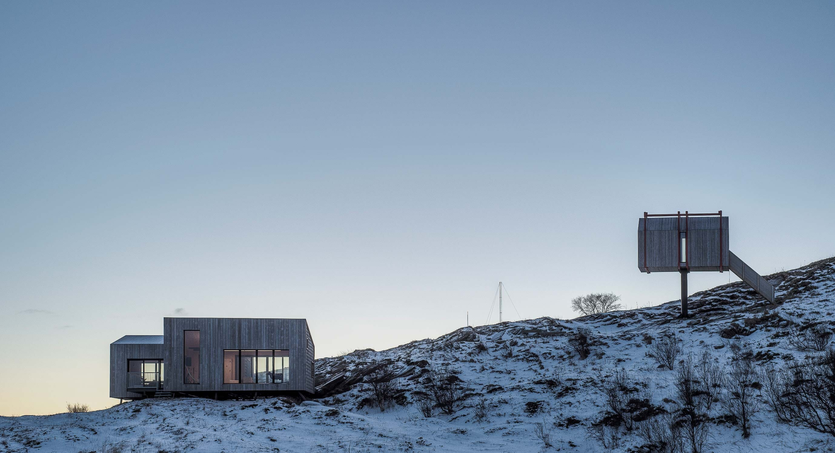 Welcome to Fordypningsrommet: An Artist Retreat in the Arctic Circle