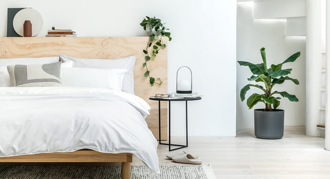 Sleep Sound In Undercover's Stylish & Sustainable Bedding