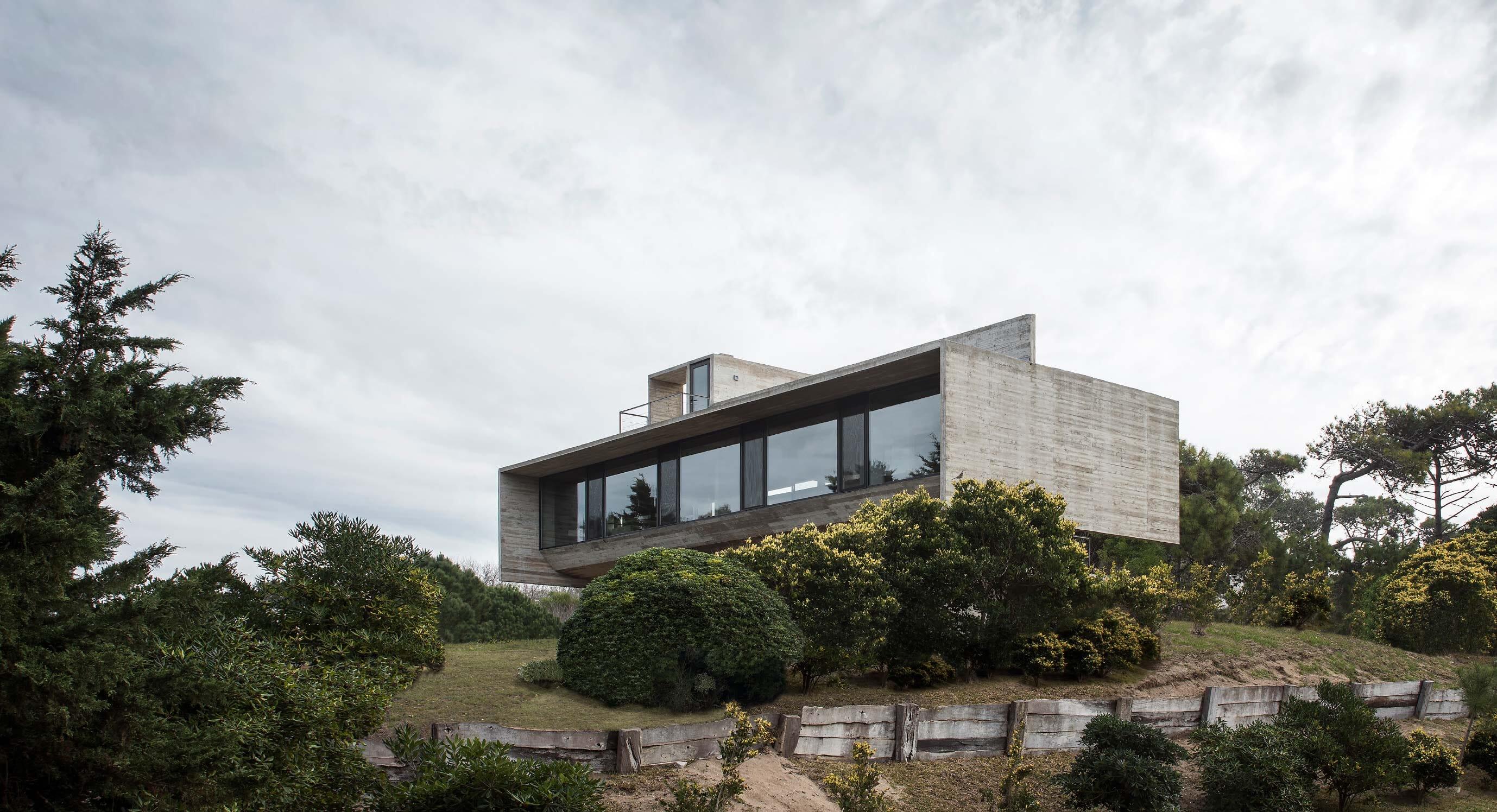 Concrete Dreams: Explore Luciano Kruk's Incredible Cariló House