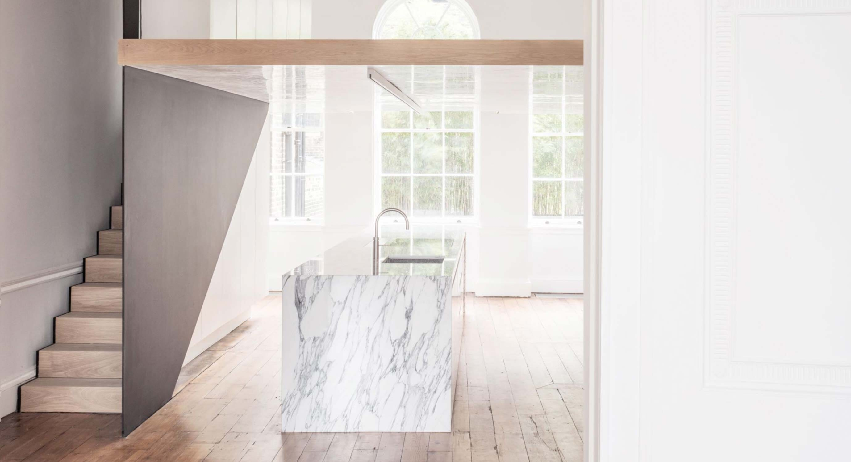 HASA Architects Transform This Grade II Listed Building In Mayfair