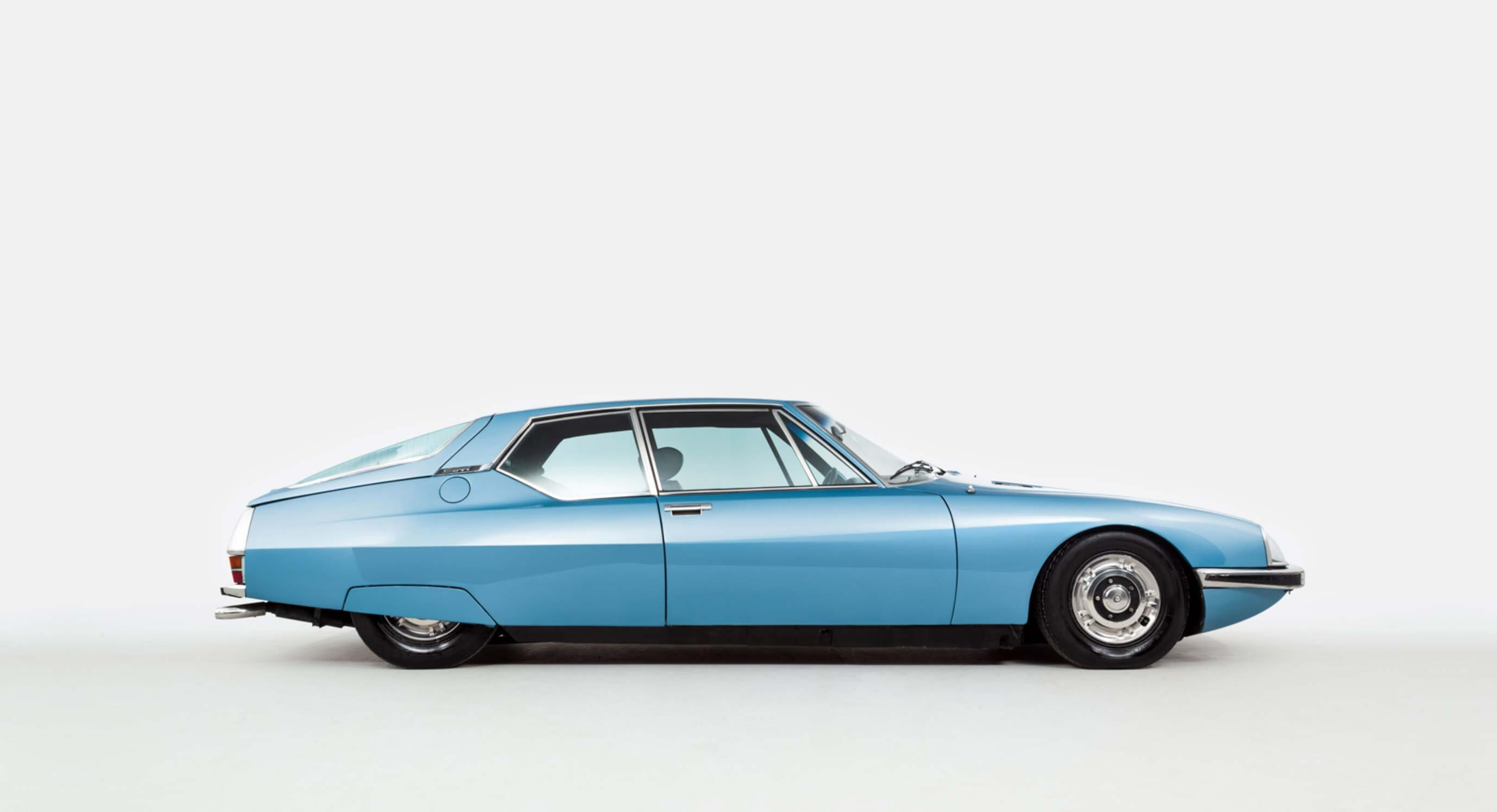 Classic Car Find of the Week: 1971 Citroen SM