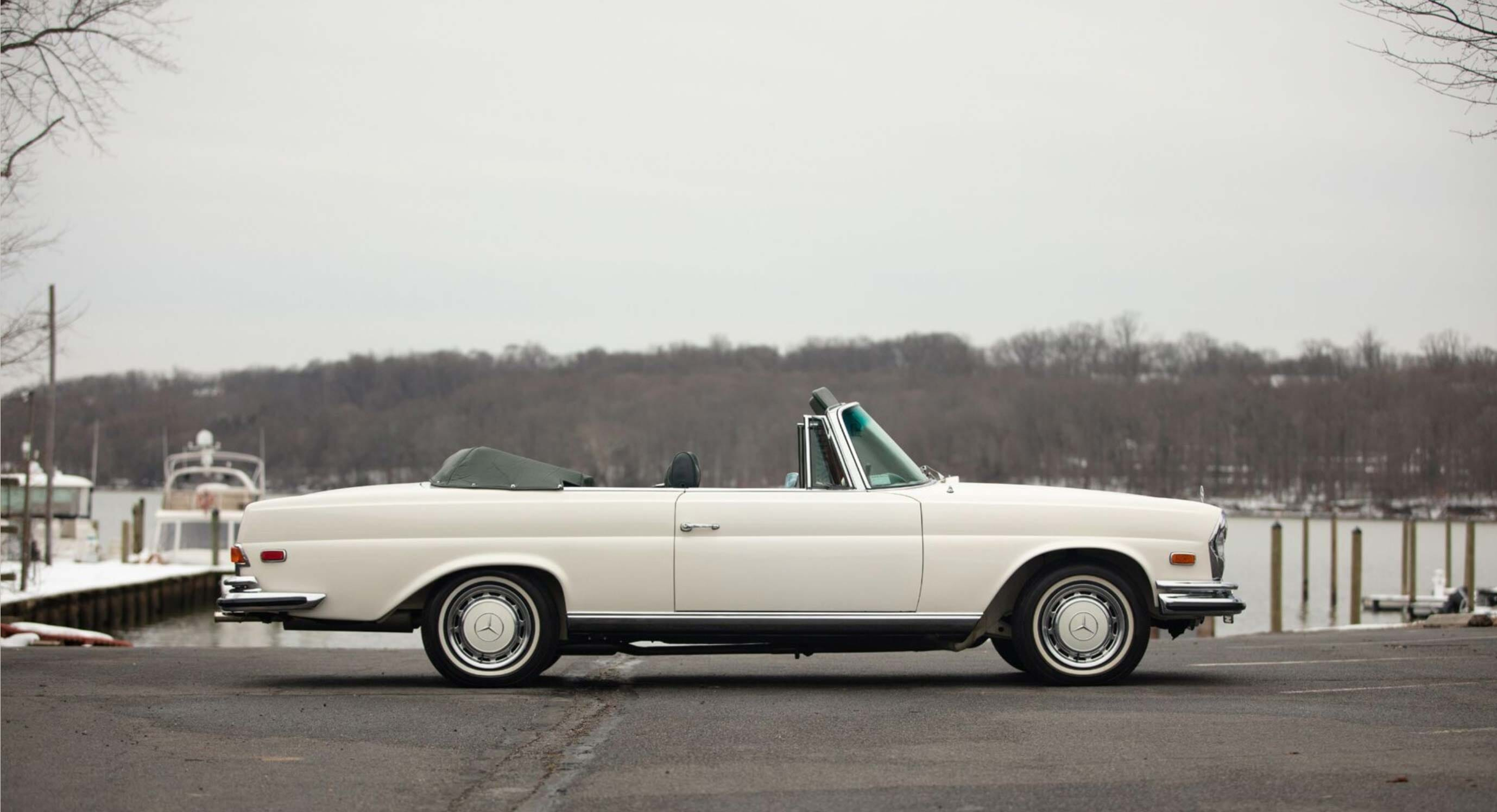 Classic Car Find of the Week: 1971 Mercedes-Benz 280 SE 3.5 Cabriolet