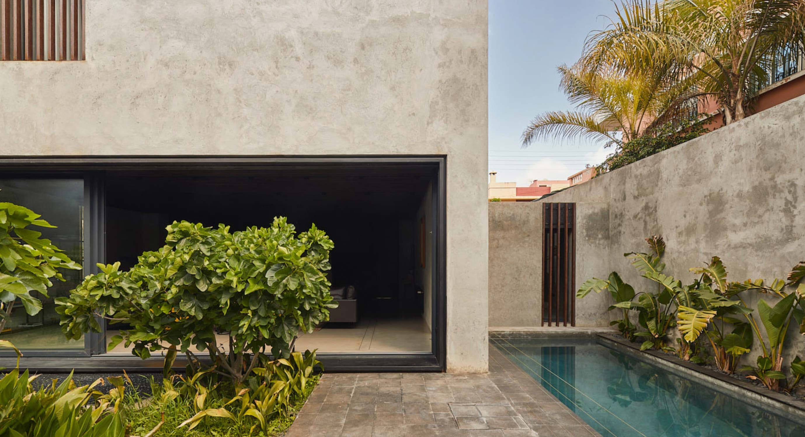 A Riad of Relaxation: Elements Lab' LM House in Casablanca