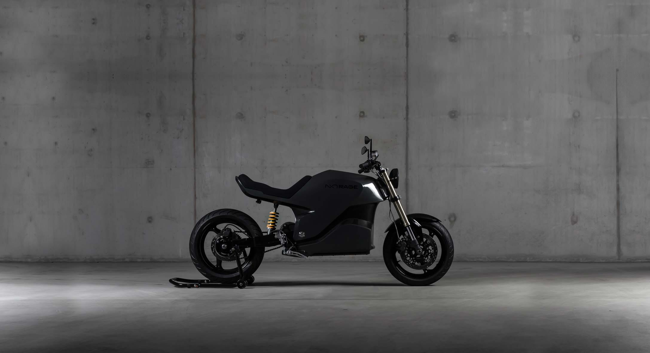 Could The Electric NXT Rage Be The Future Of Motorcycles?